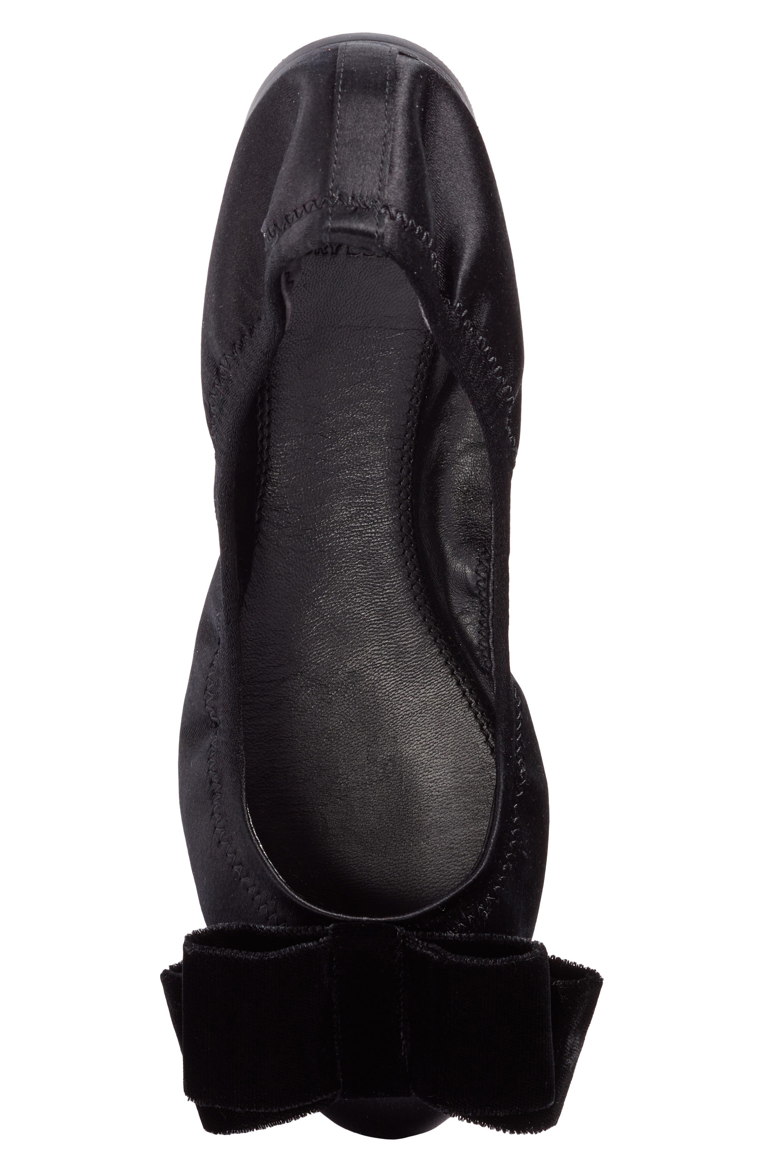 Alternate Image 5  - Tory Burch Viola Bow Ballet Flat (Women)