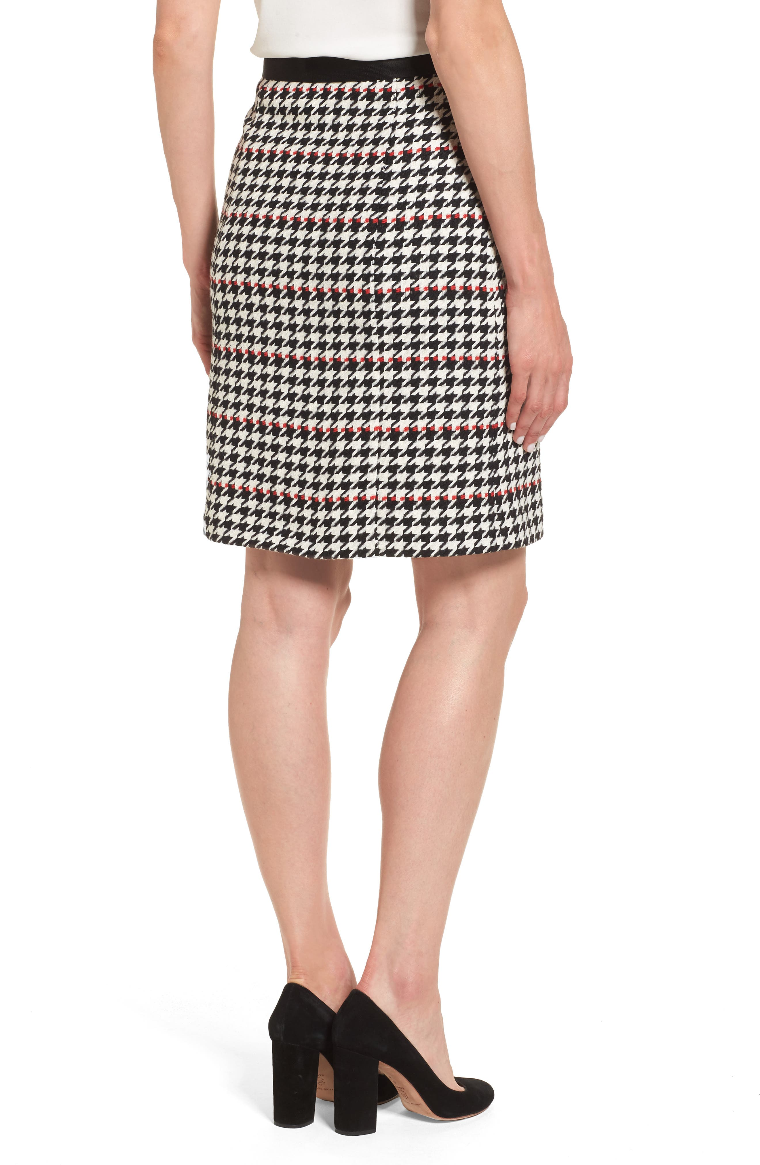 Alternate Image 2  - BOSS Vulnona Skirt