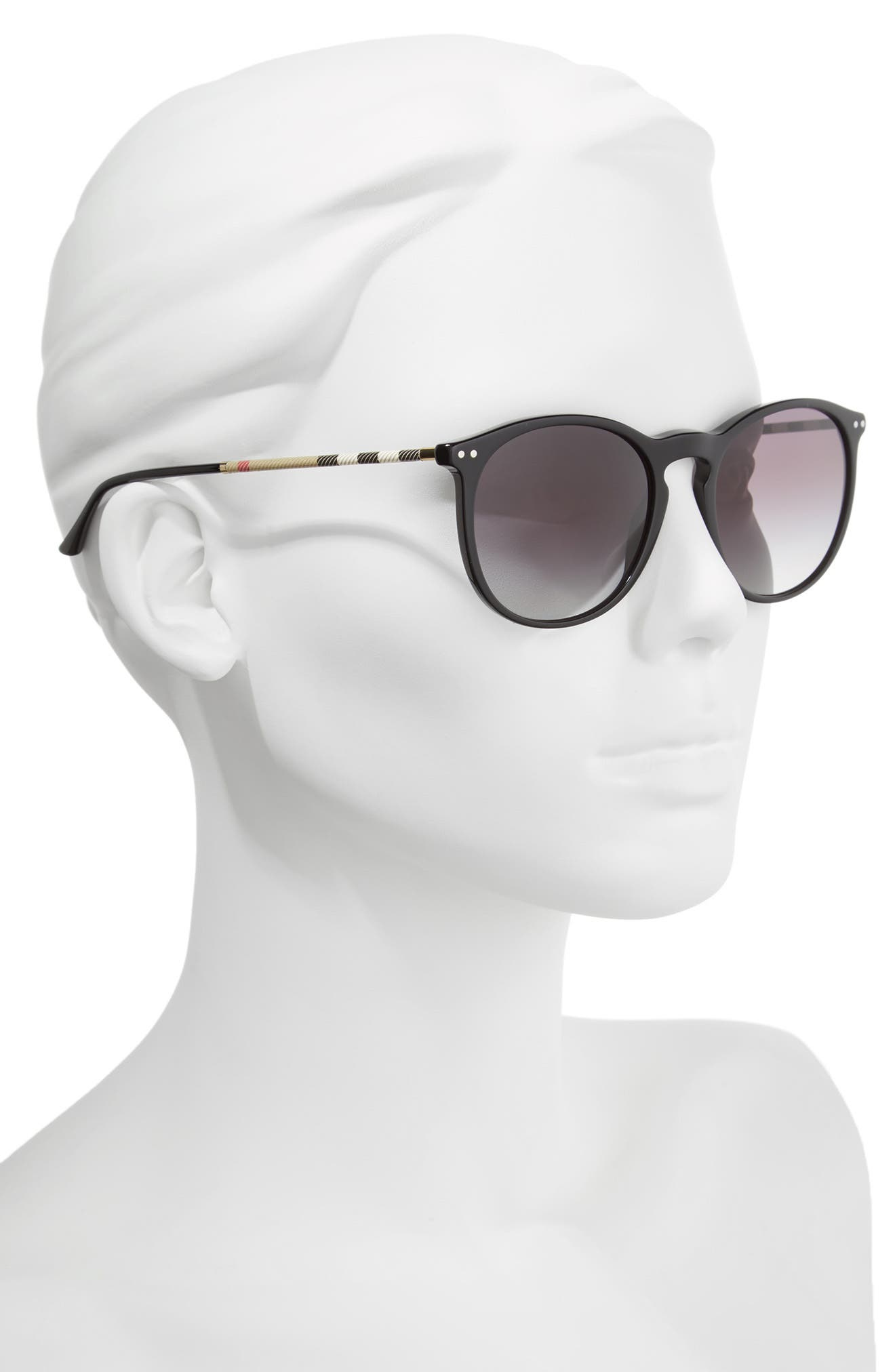 Alternate Image 2  - Burberry 54mm Sunglasses