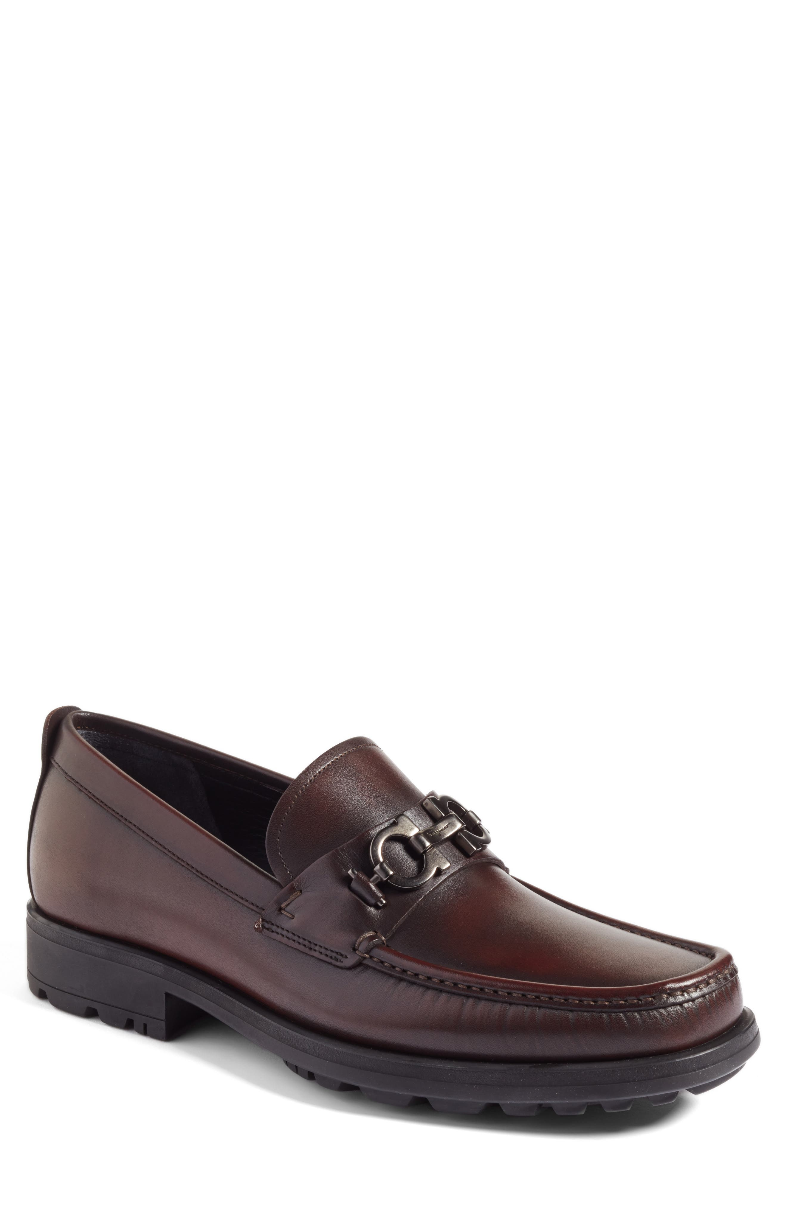 Salvatore Ferragamo David Bit Loafer (Men)