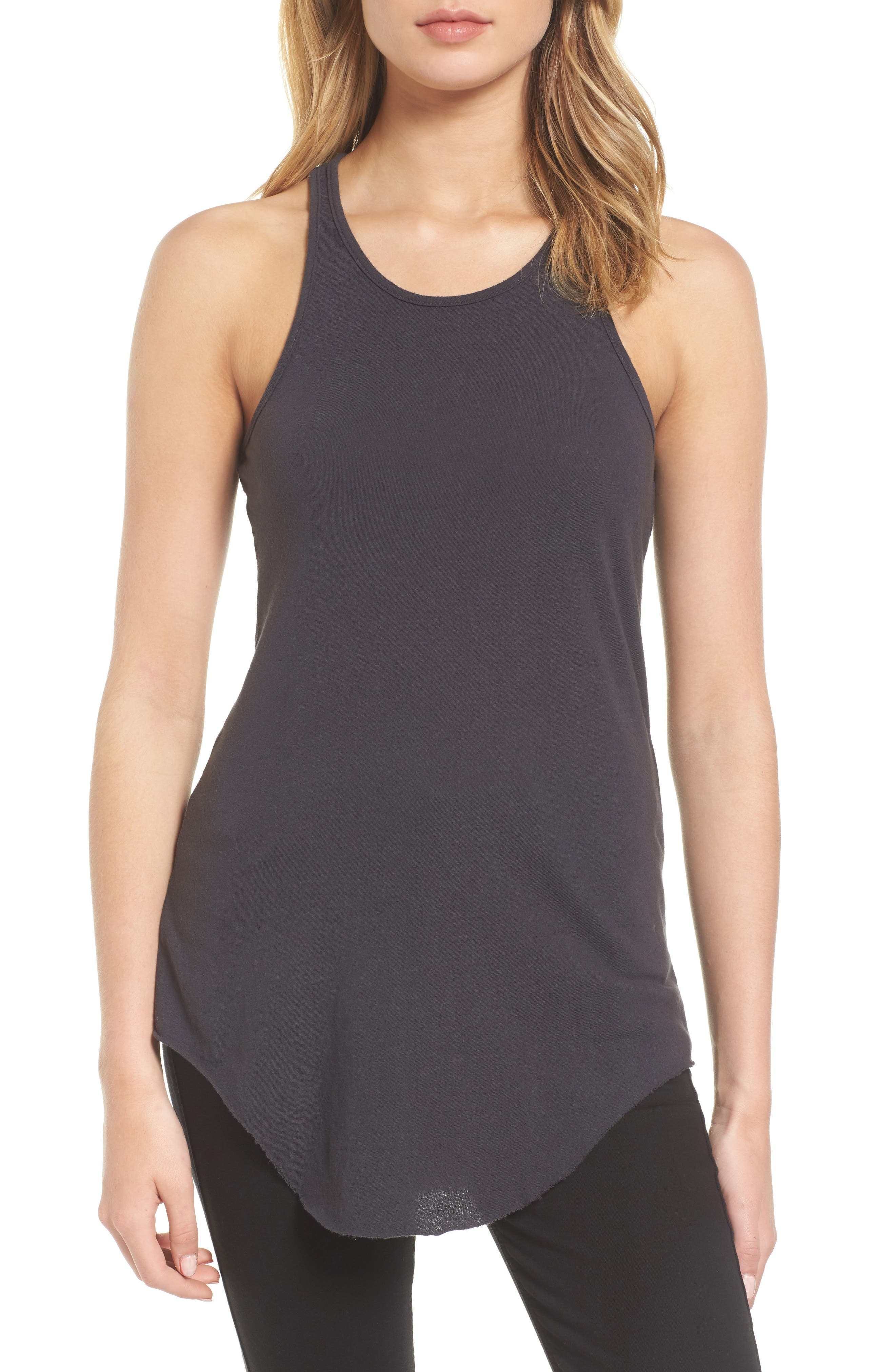 Frank & Eileen Tee Lab Long Layering Tank