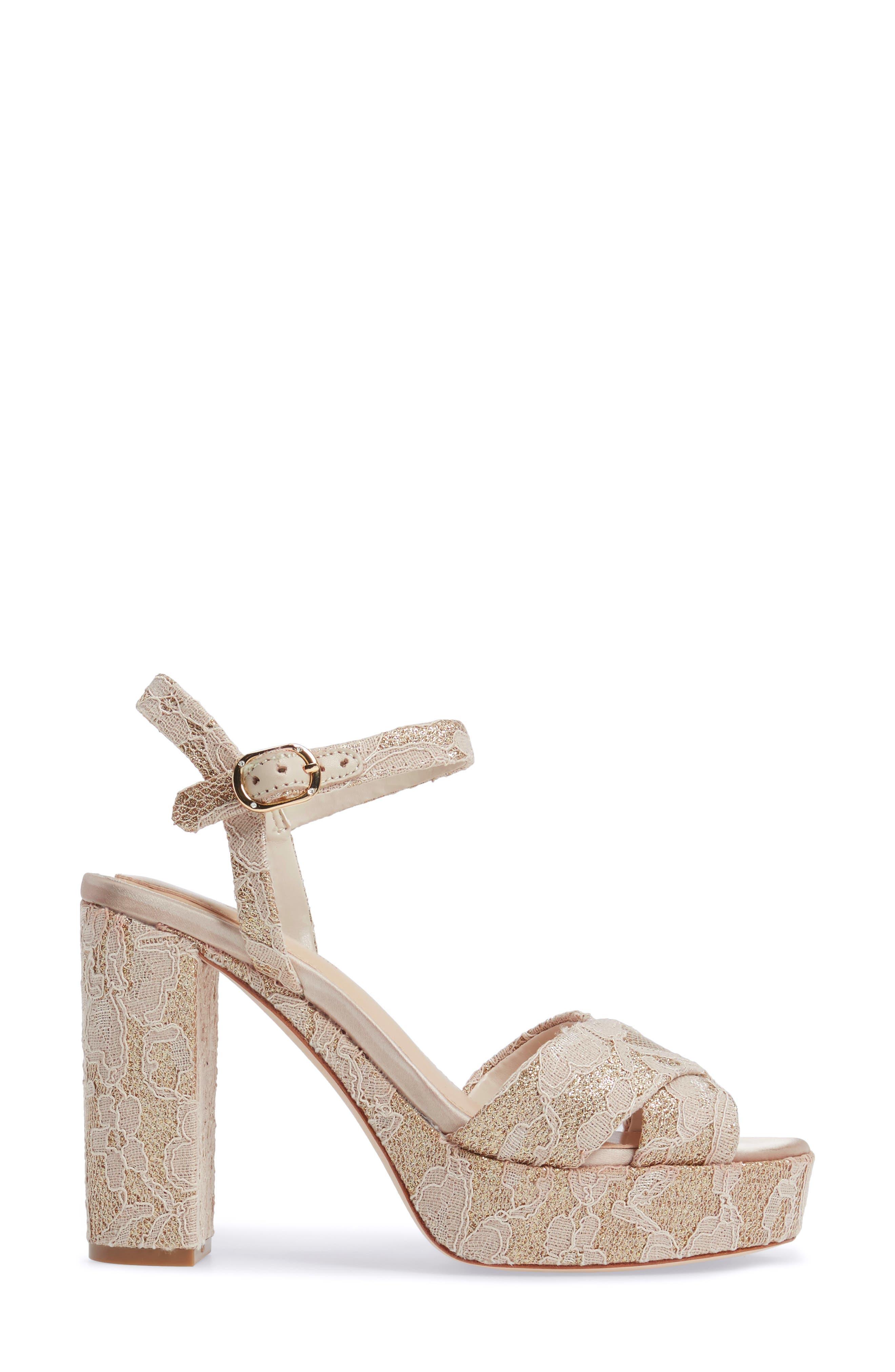 Alternate Image 3  - Imagine by Vince Camuto 'Valora' Platform Sandal (Women)