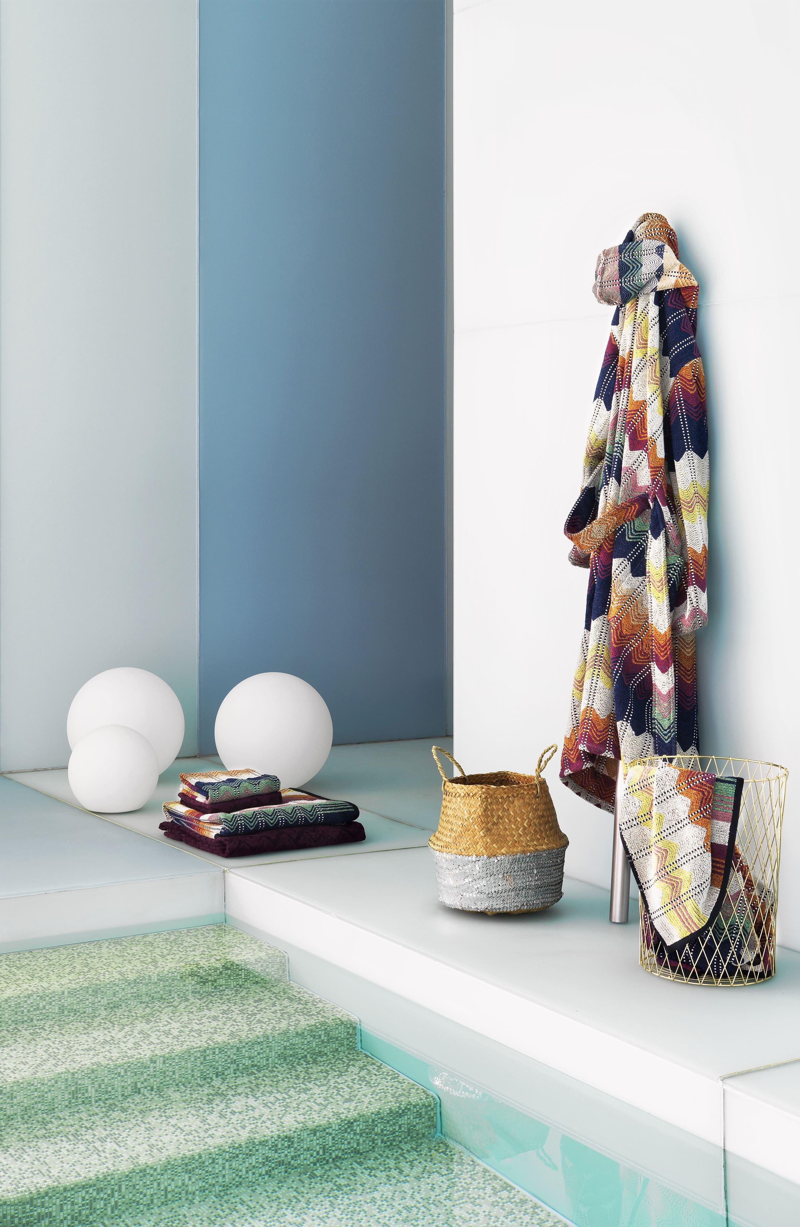Alternate Image 2  - Missoni Travis Bath Towel