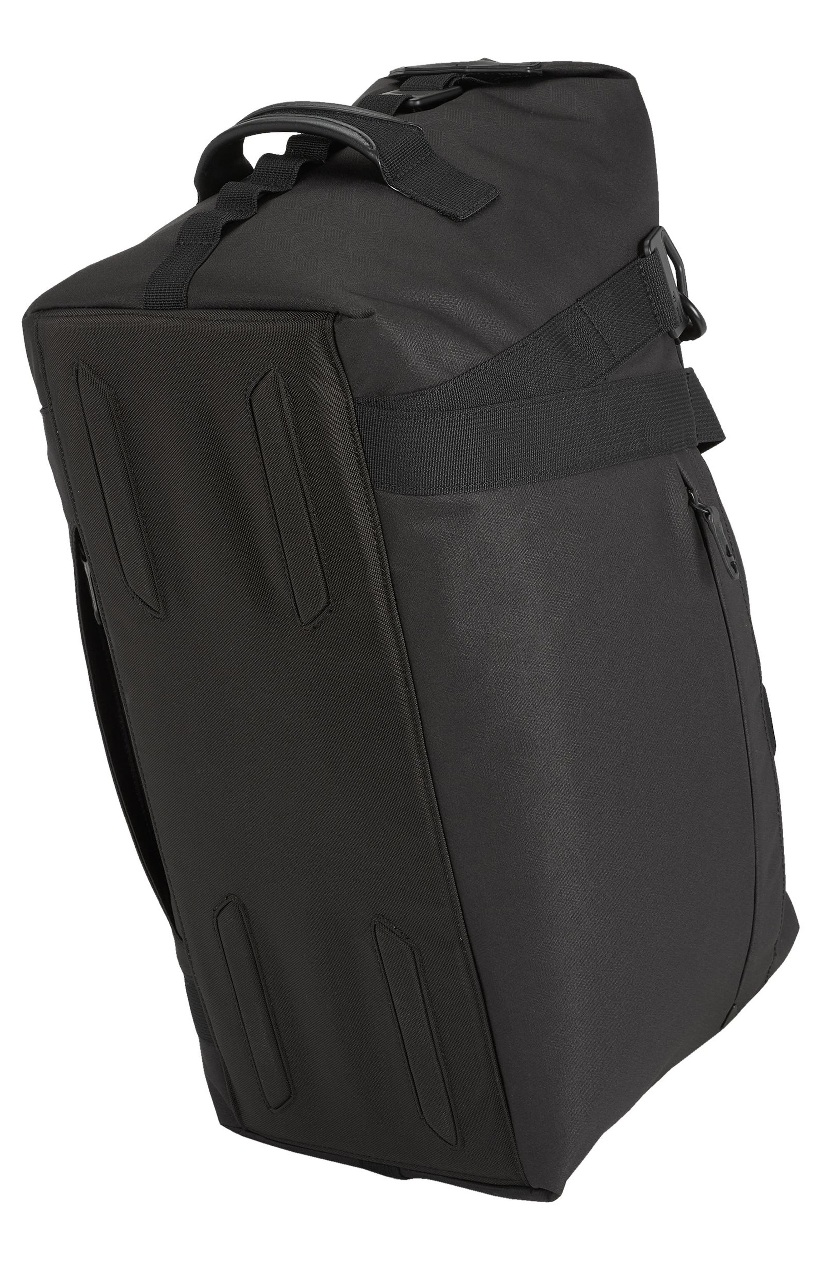 Sonoma Duffel Bag,                             Alternate thumbnail 4, color,                             Black