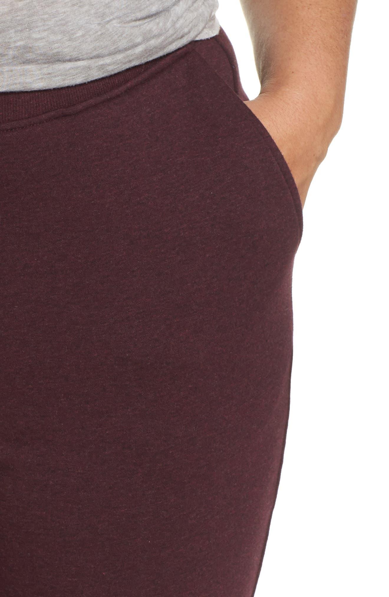 Alternate Image 6  - UGG® Penny Fleece Sweatpants (Plus Size)
