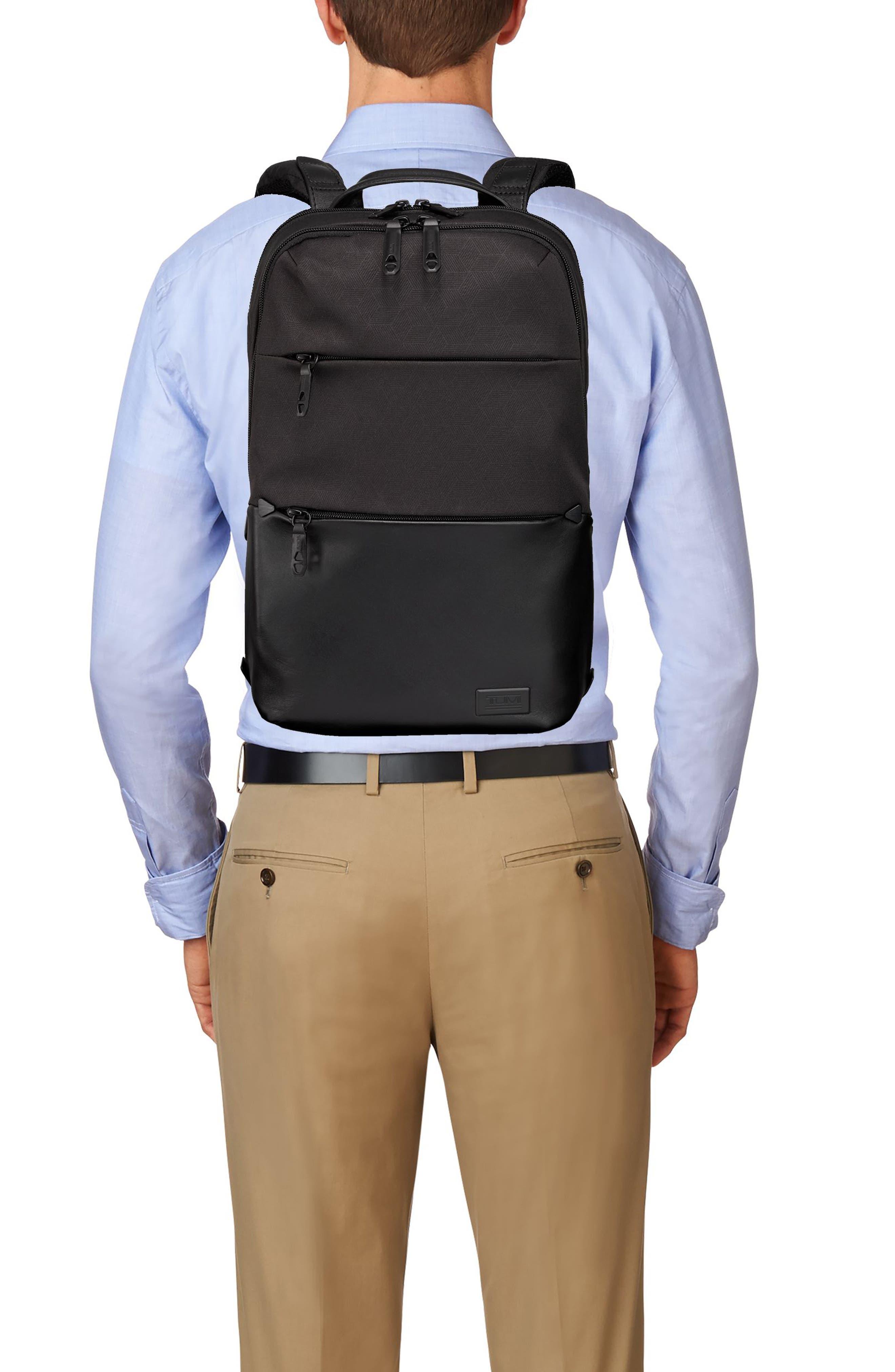 Tahoe Elwood Backpack,                             Alternate thumbnail 2, color,                             Black