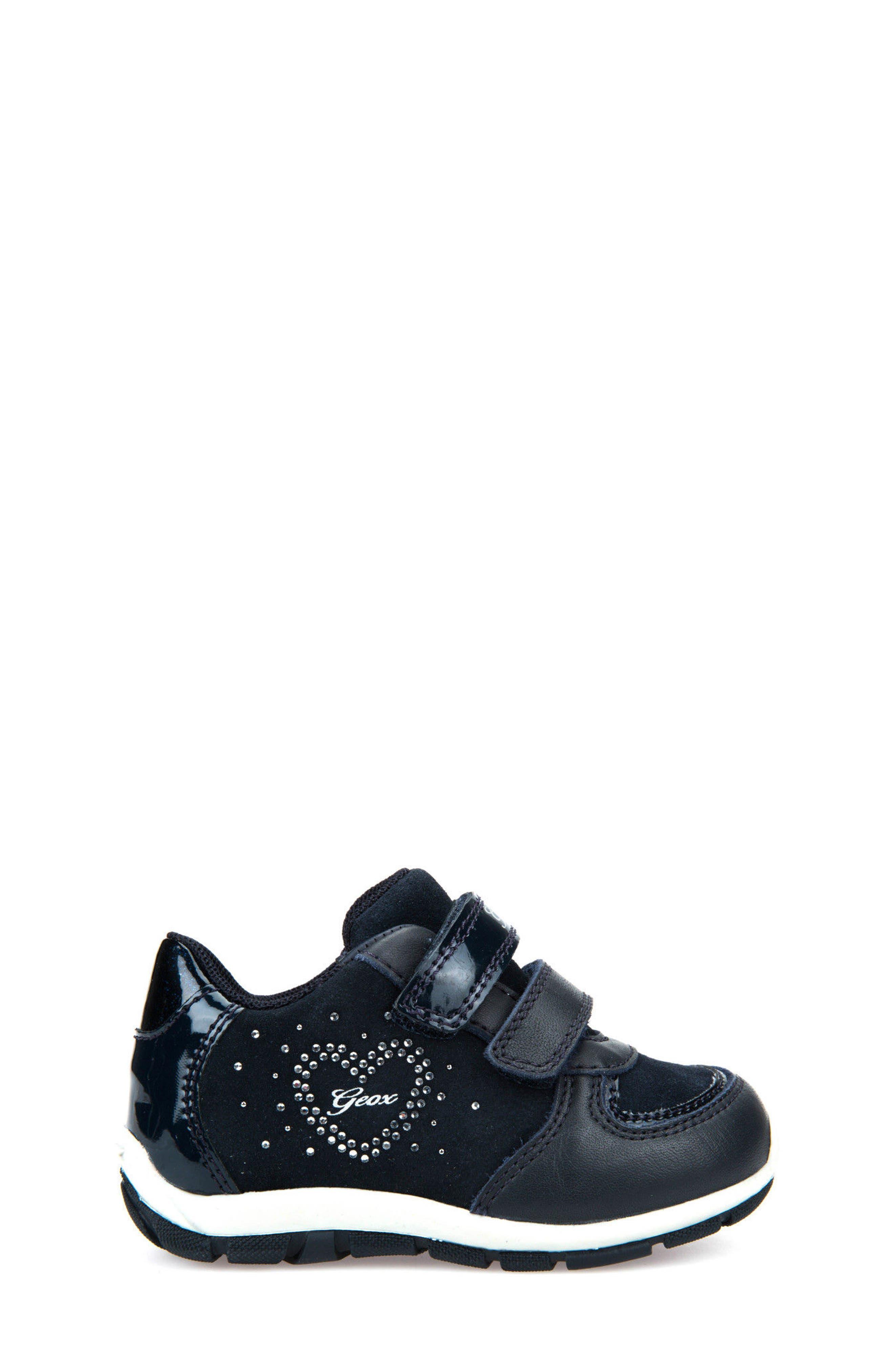 Alternate Image 3  - Geox Shaax Love Sneaker (Walker & Toddler)
