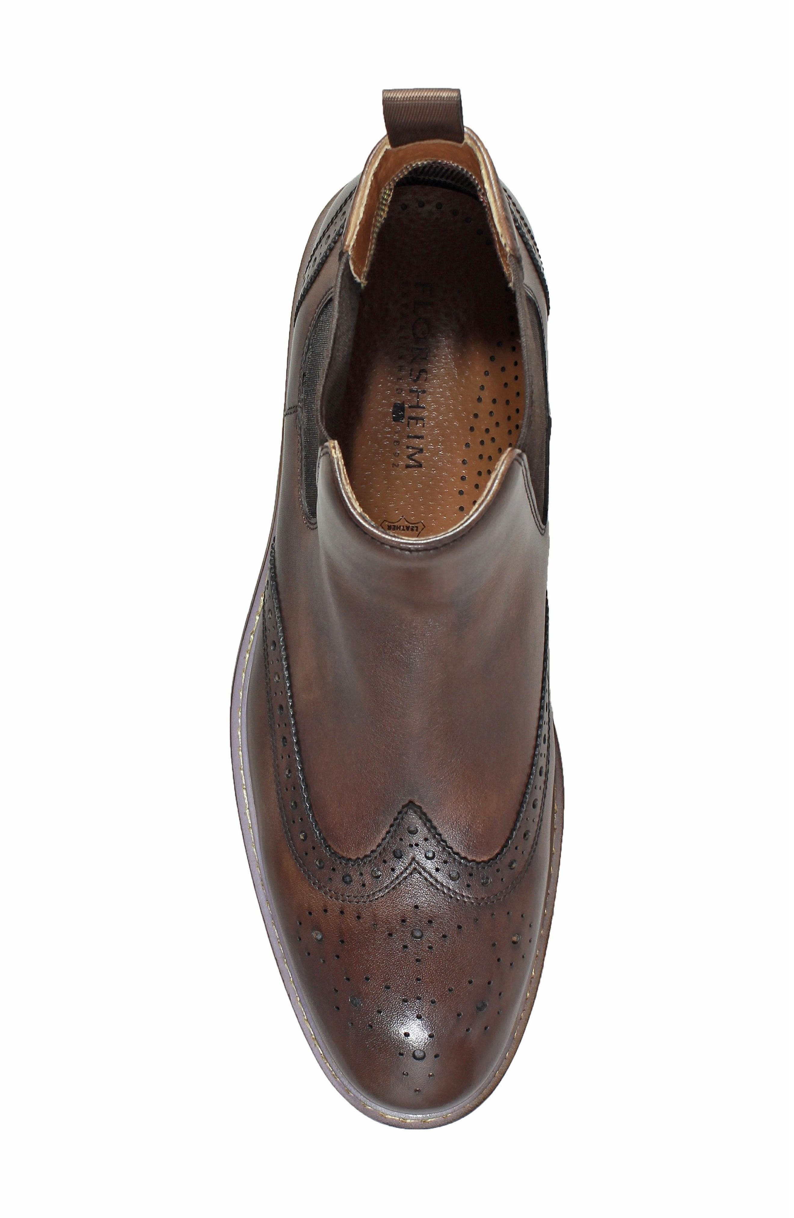 Alternate Image 5  - Florsheim Sheffield Chelsea Boot (Men)