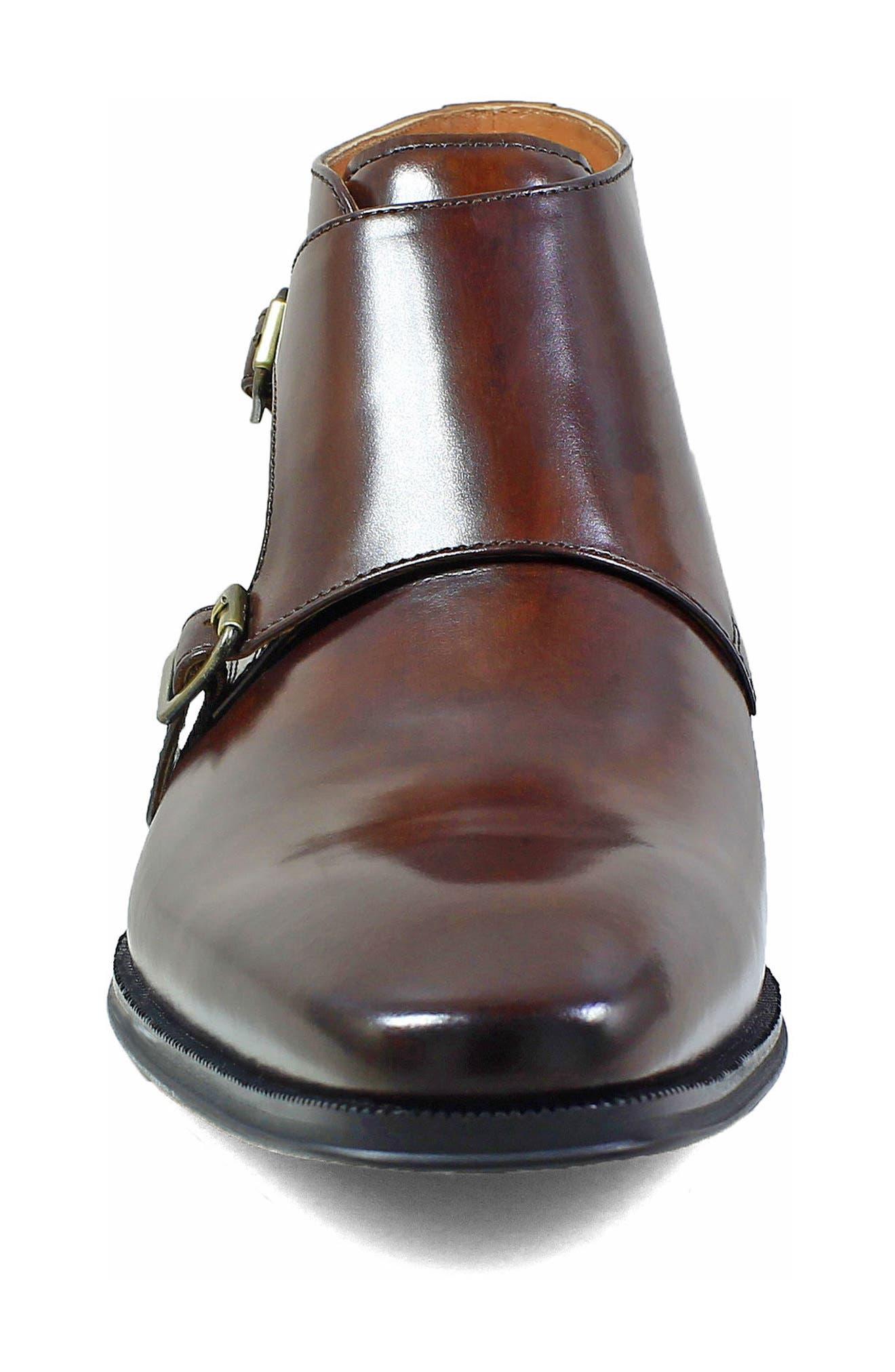 Alternate Image 4  - Florsheim Belfast Double Monk Strap Boot (Men)