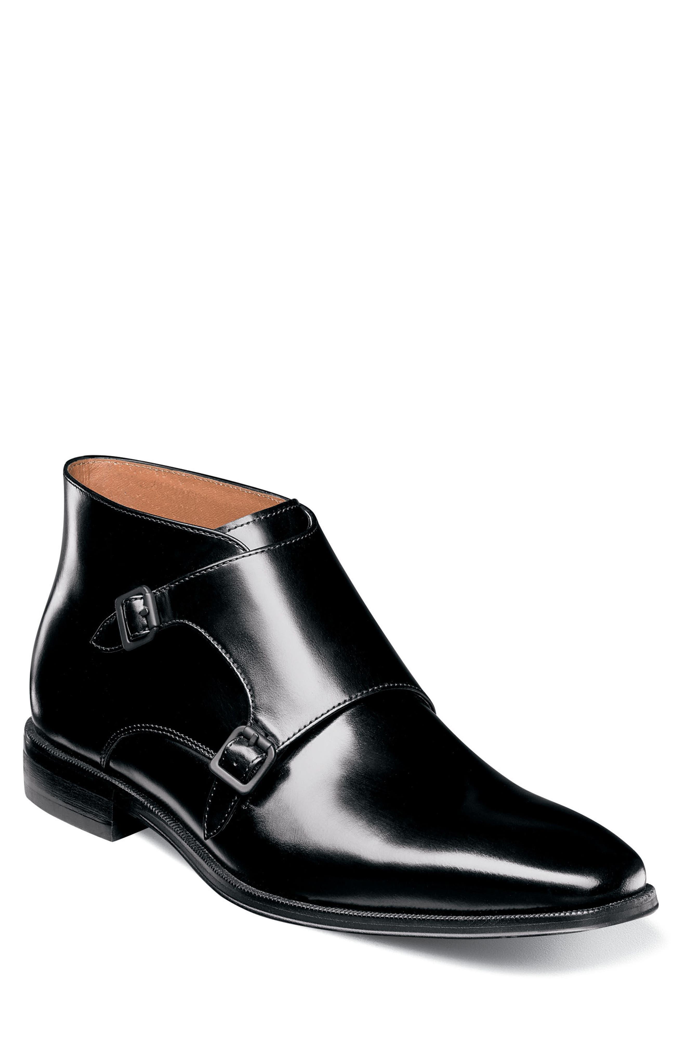 FLORSHEIM Belfast Double Monk Strap Boot
