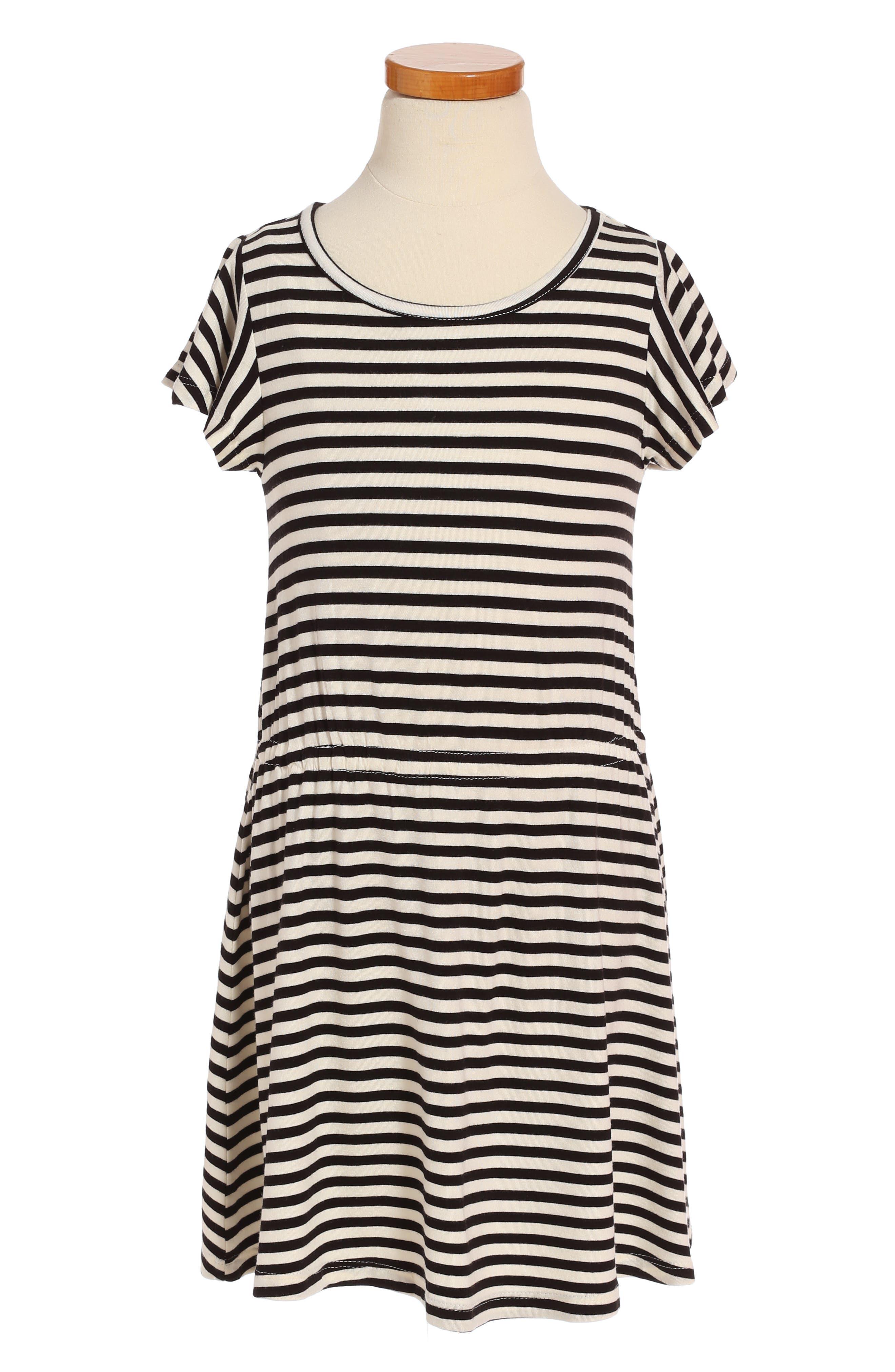 Peek Kayla Stripe Dess (Toddler Girls, Little Girls & Big Girls)