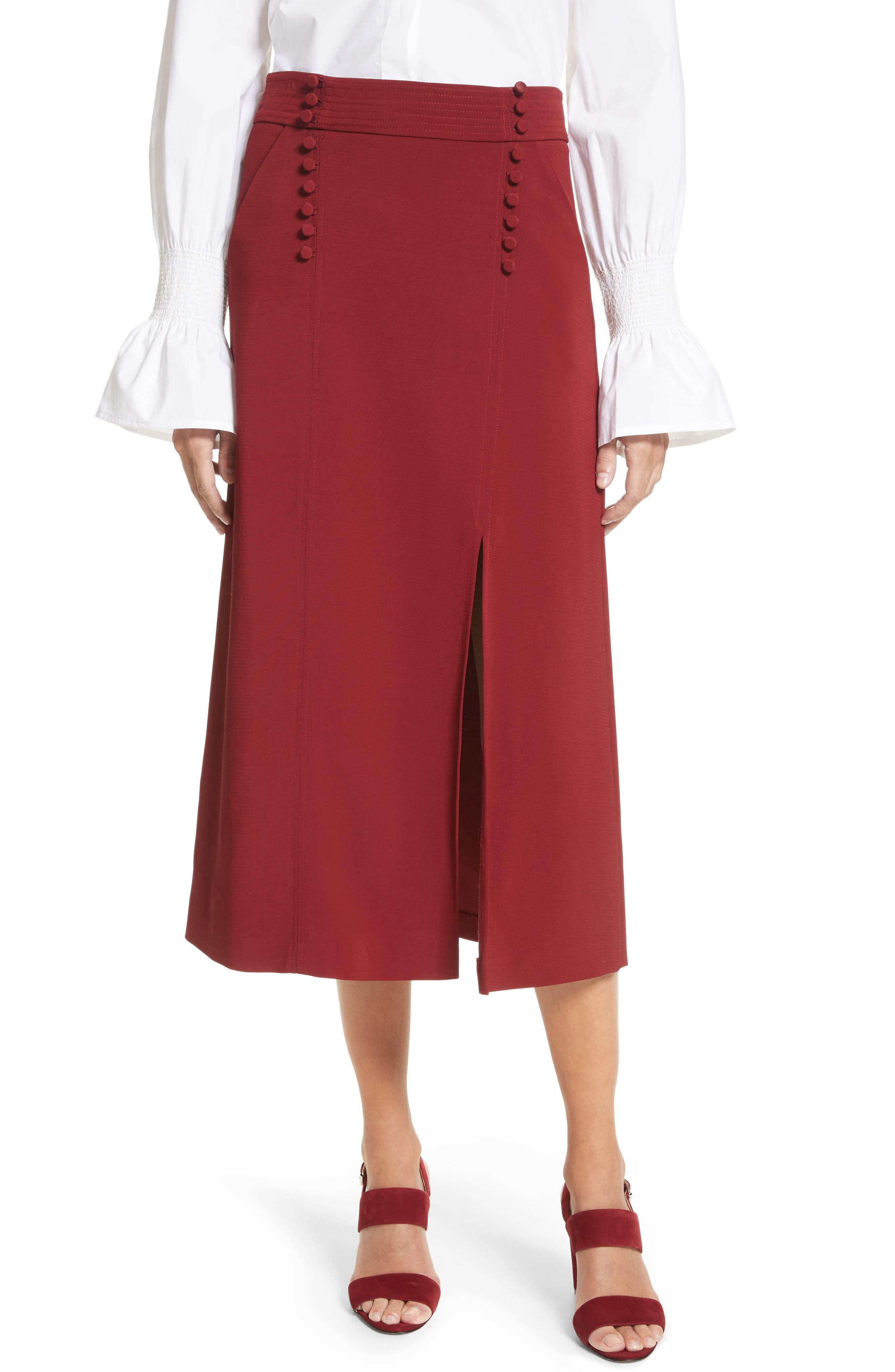 Alternate Image 1 Selected - A.L.C. Sydney Skirt