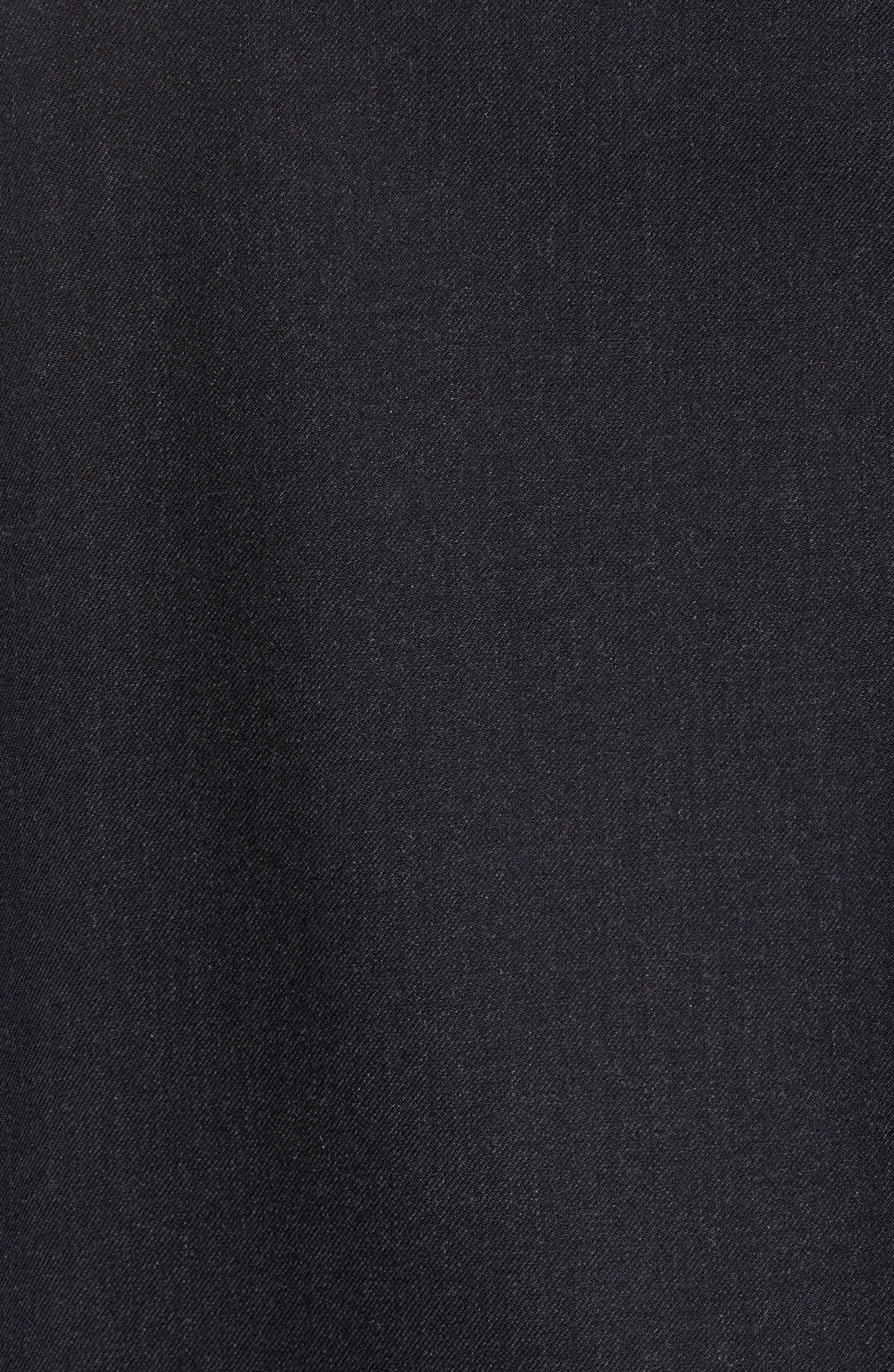 Regular Fit Blazer,                             Alternate thumbnail 5, color,                             Charcoal