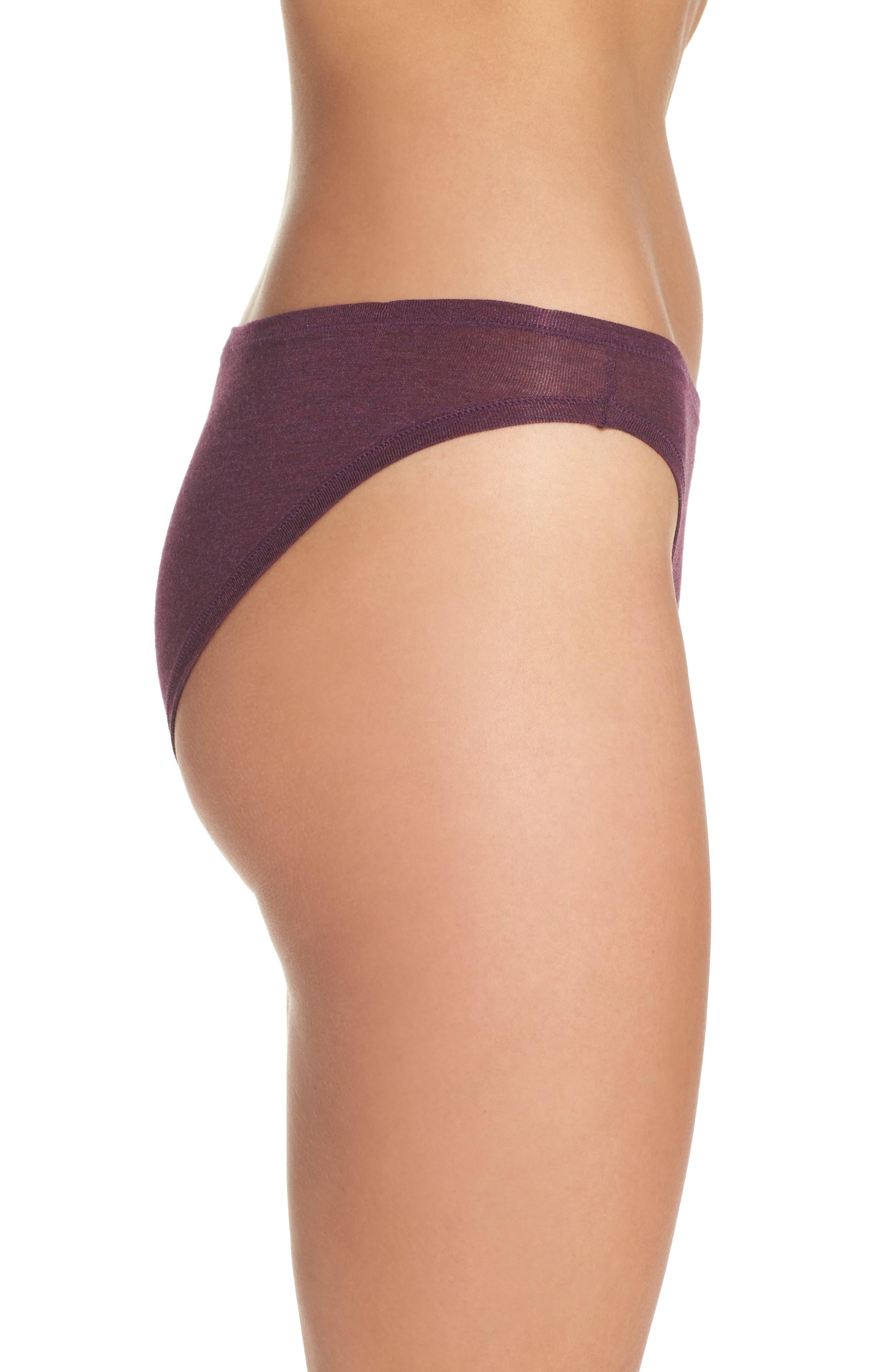 Alternate Image 3  - Natori Bliss Essence Bikini (3 for $45)