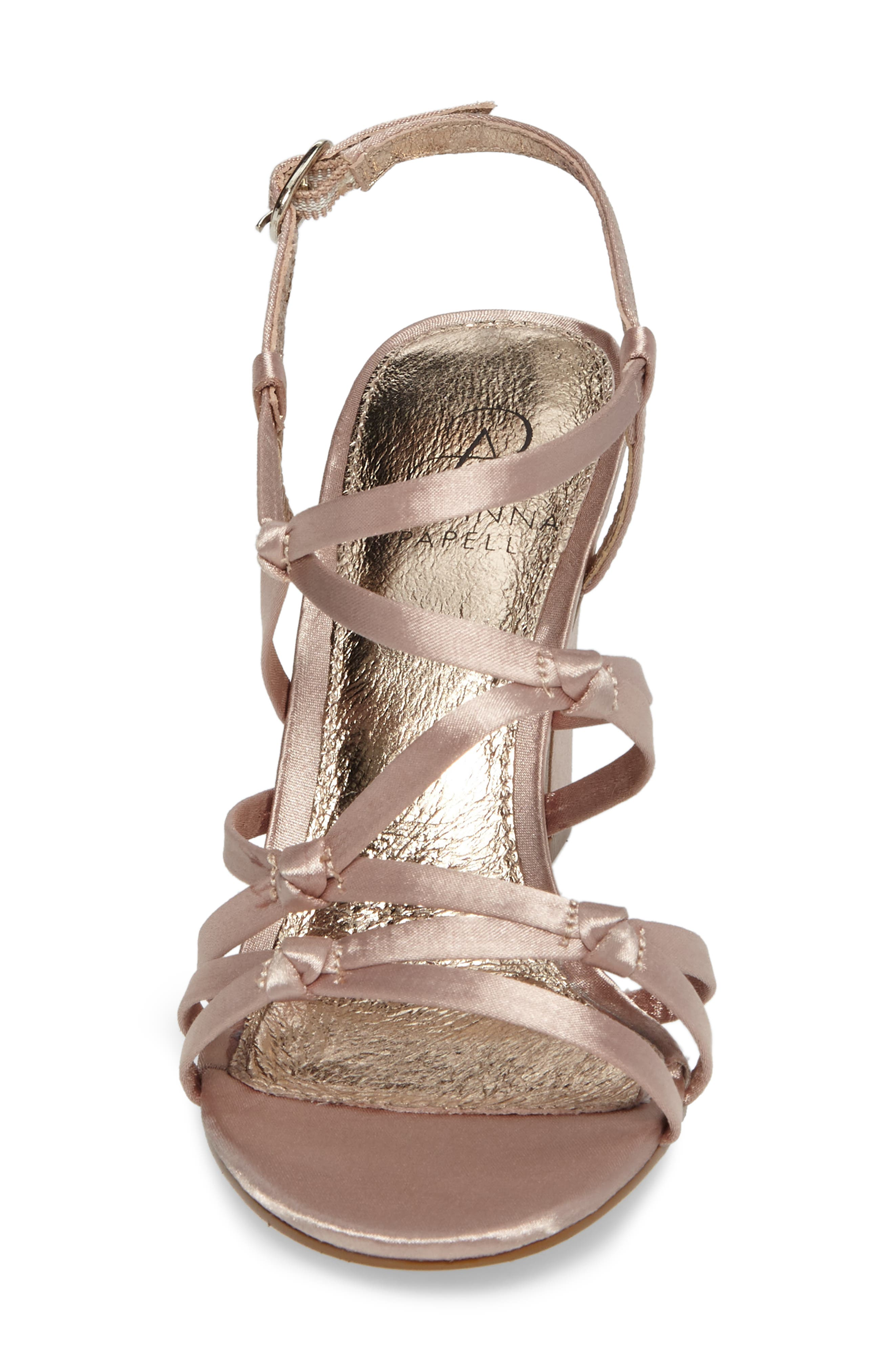 Alternate Image 4  - Adrianna Papell Adelson Knotted Strappy Sandal (Women)