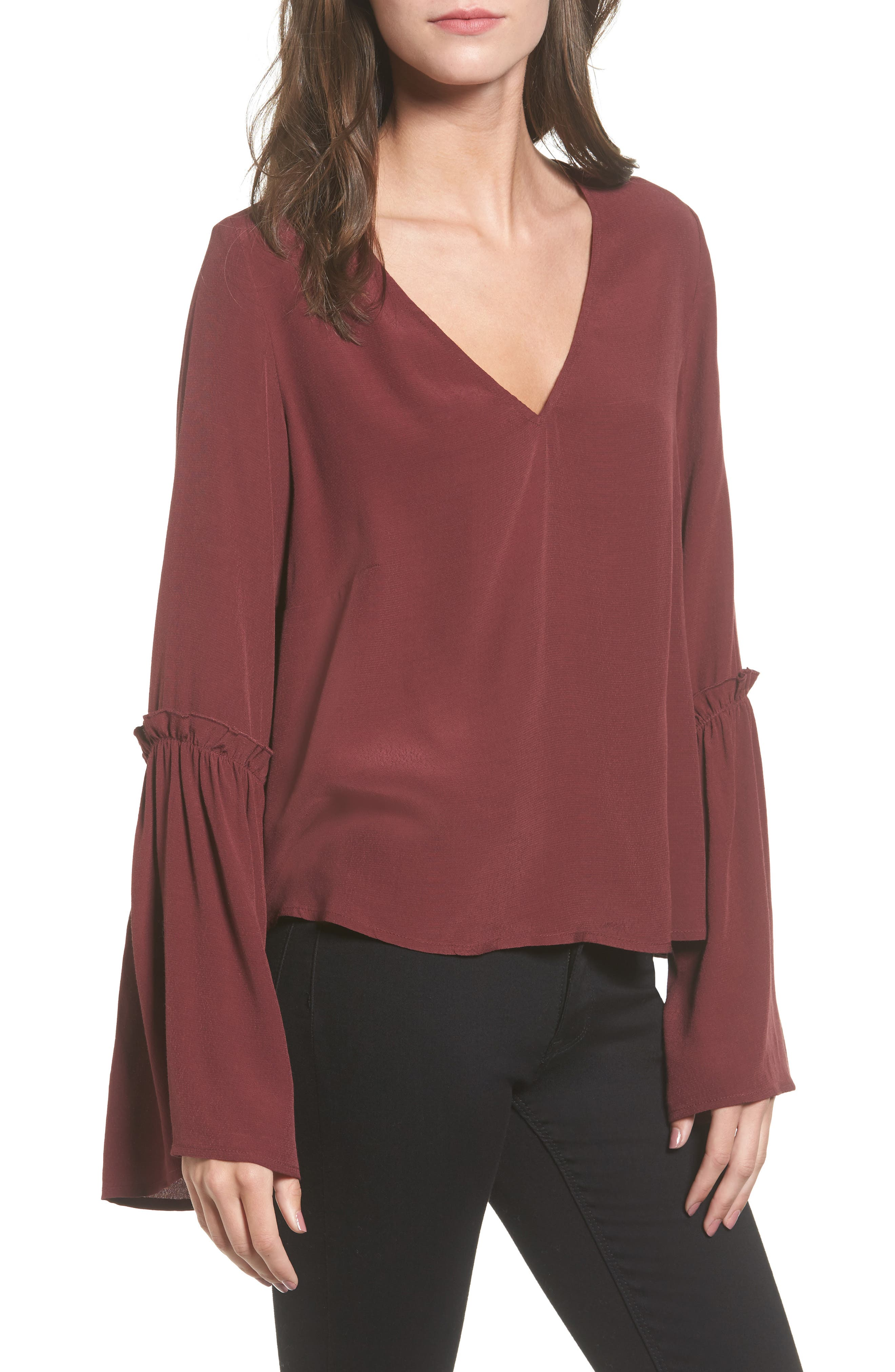BP. Bell Sleeve Blouse