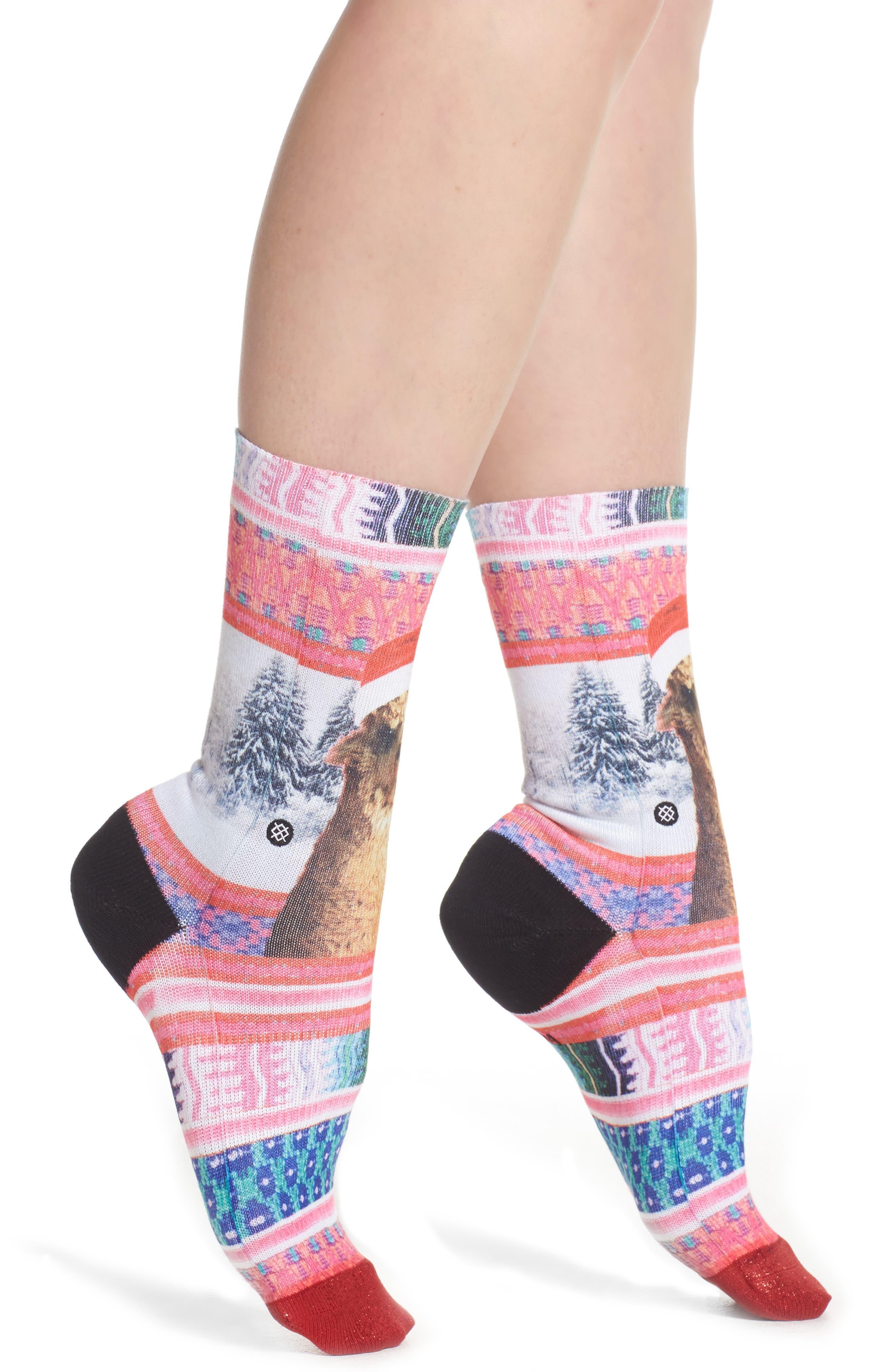 Stance Tinsel Tina Crew Socks