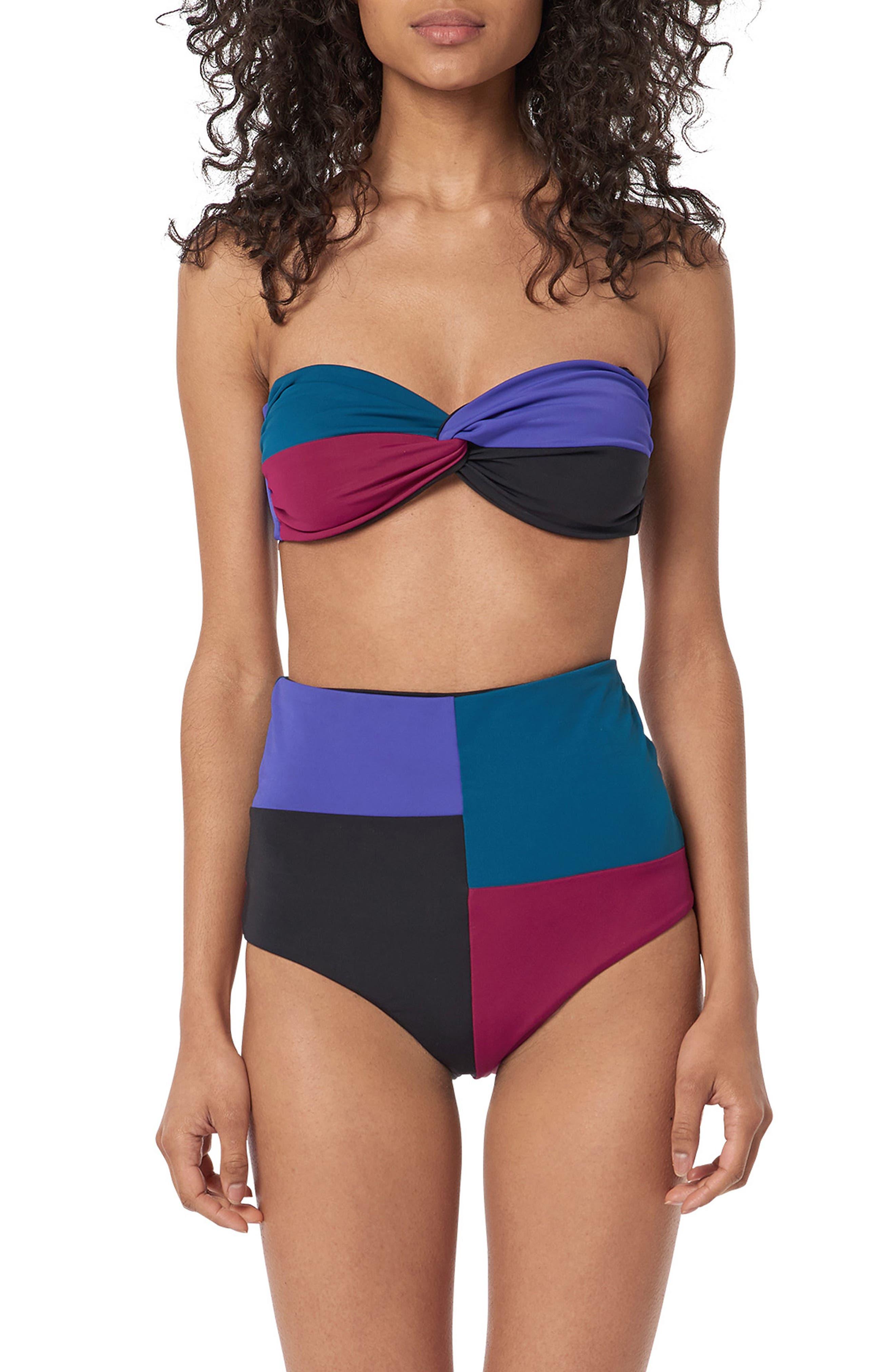 Alternate Image 3  - Mara Hoffman Chey Twist Bikini Top
