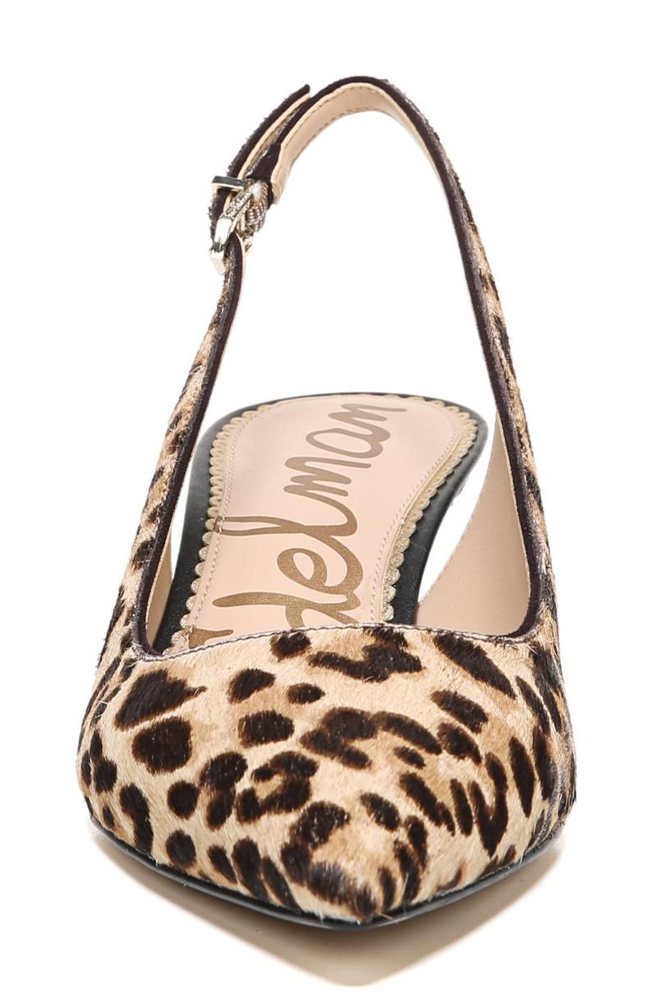 Alternate Image 4  - Sam Edelman Ludlow Slingback Pump (Women)