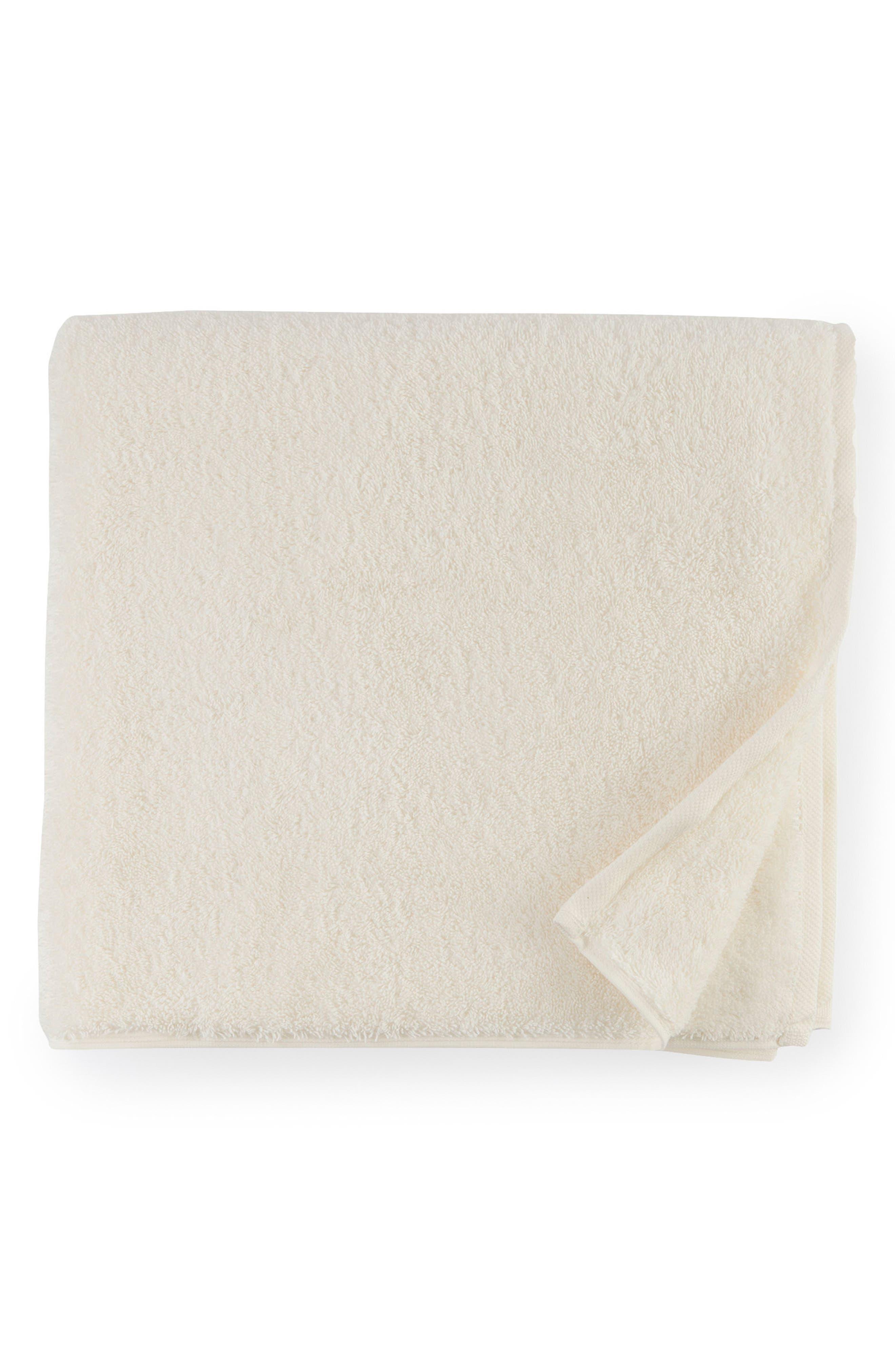 Sarma Hand Towel,                         Main,                         color, Ivory
