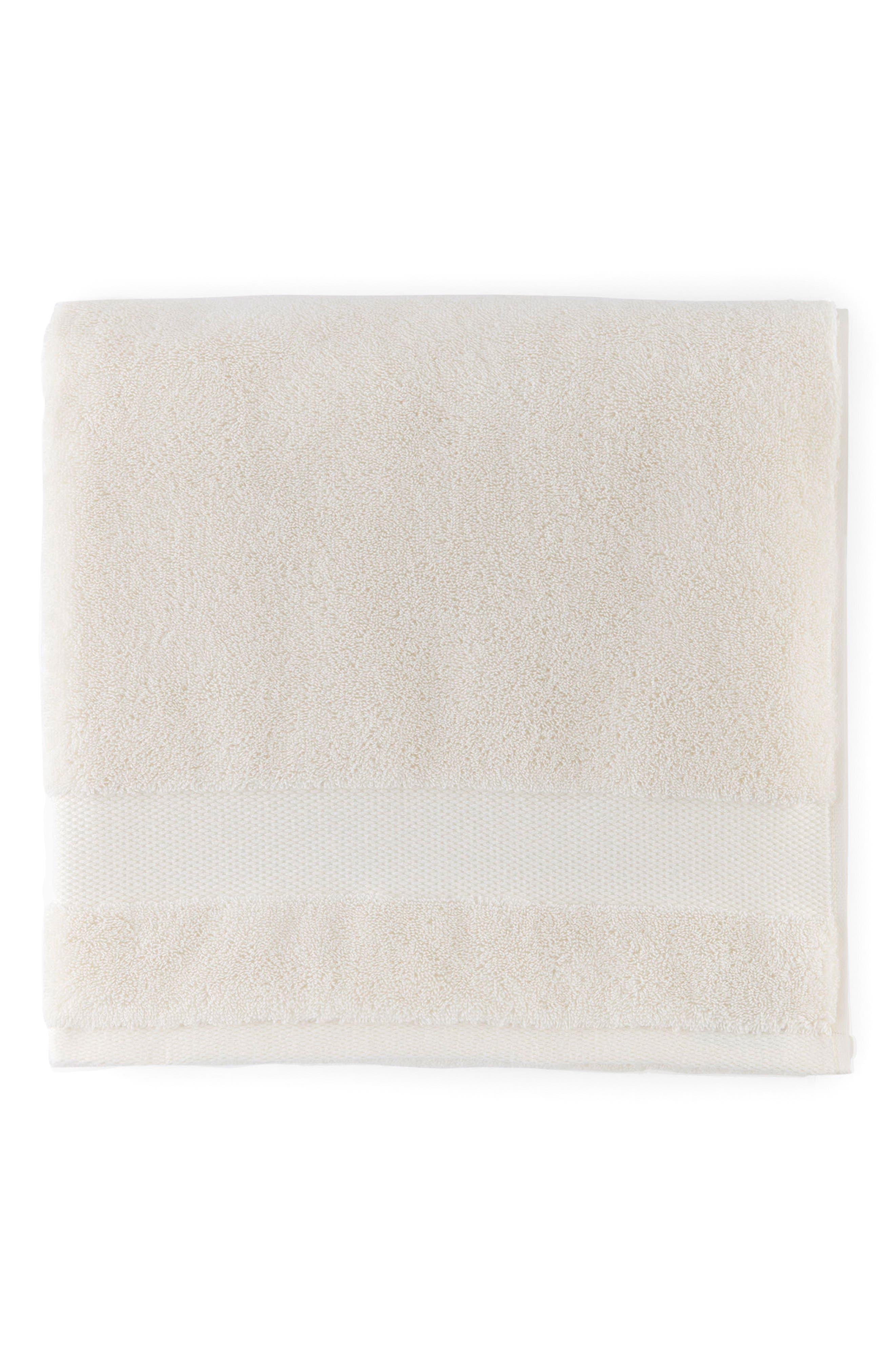 Bello Bath Towel,                         Main,                         color, Ivory