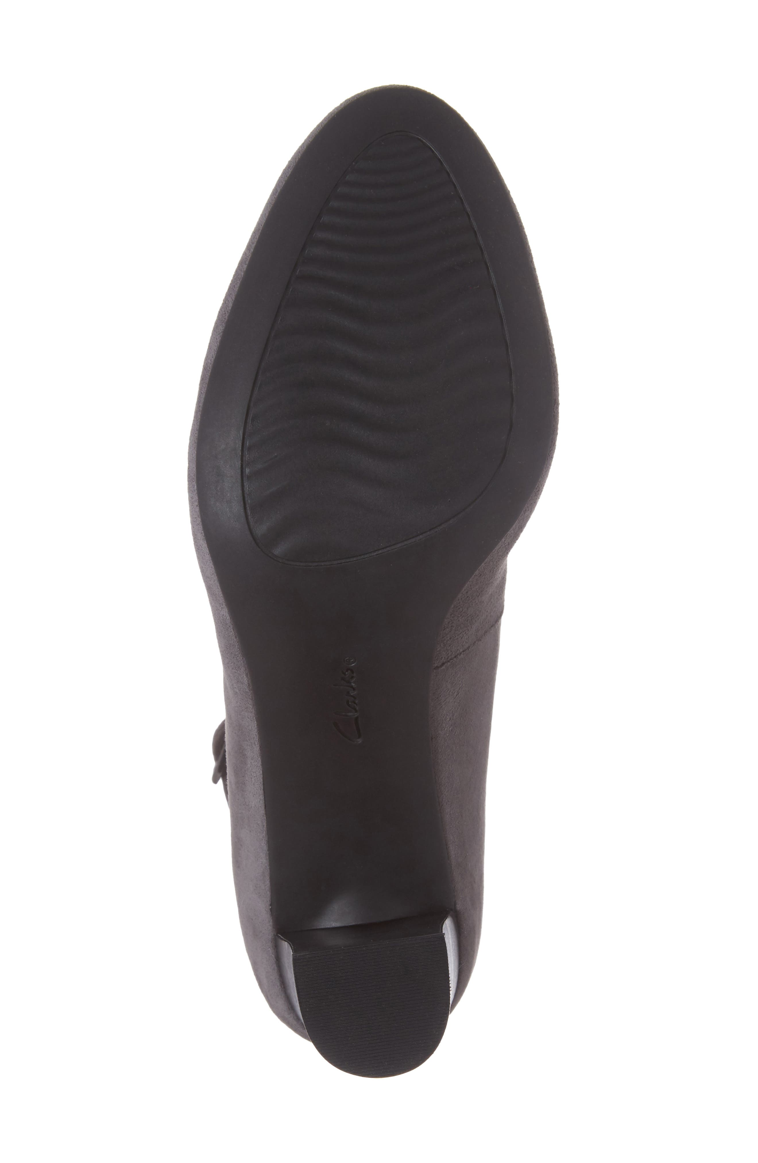 Alternate Image 6  - Clarks® Chryssa Jana Ankle Strap Pump (Women)