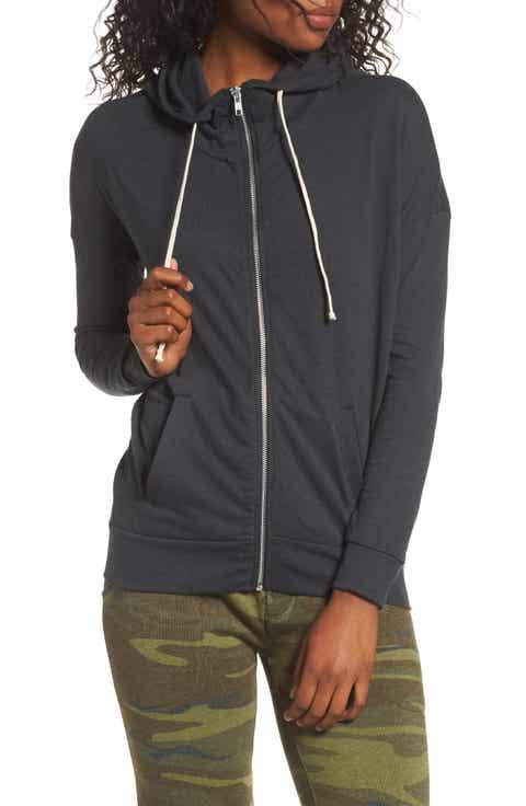 Alternative Cool Down Zip Hoodie