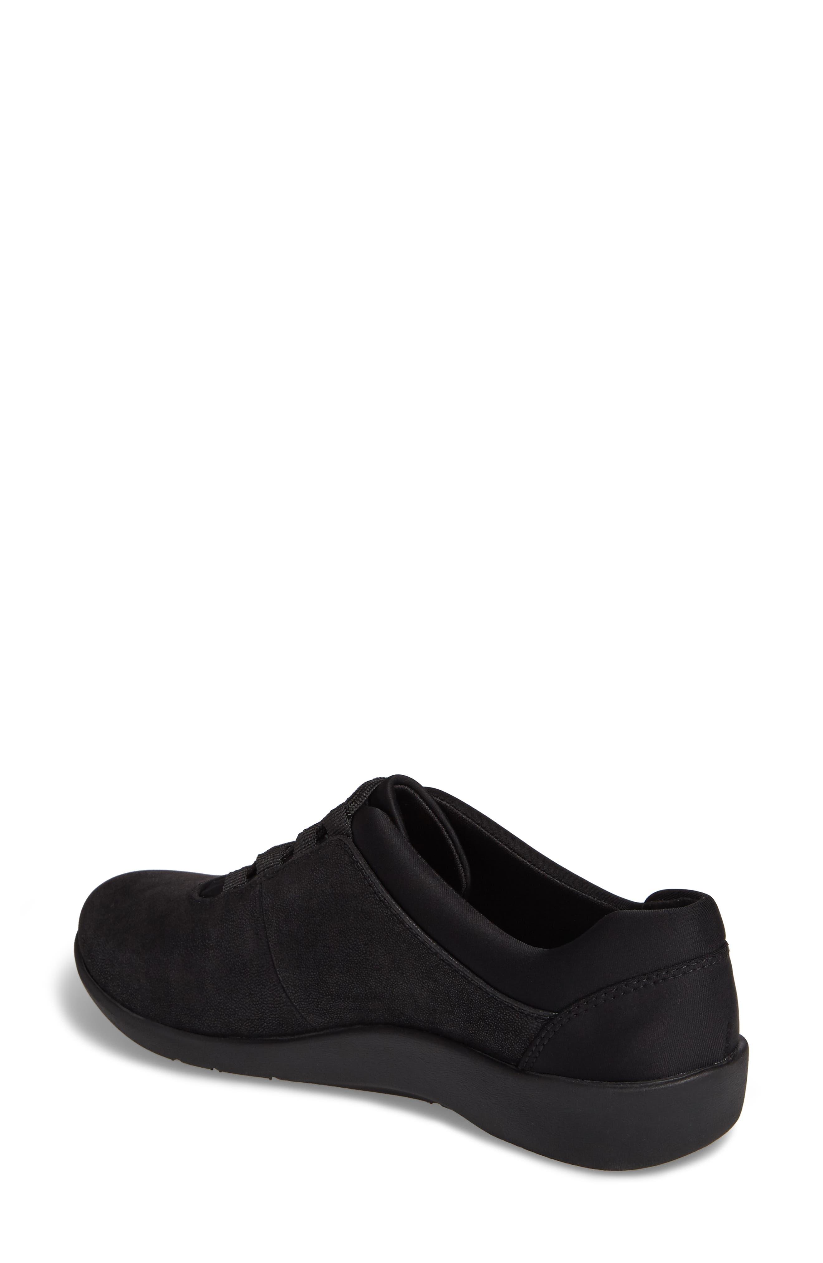 Alternate Image 2  - Clarks® Sillian Pine Sneaker (Women)