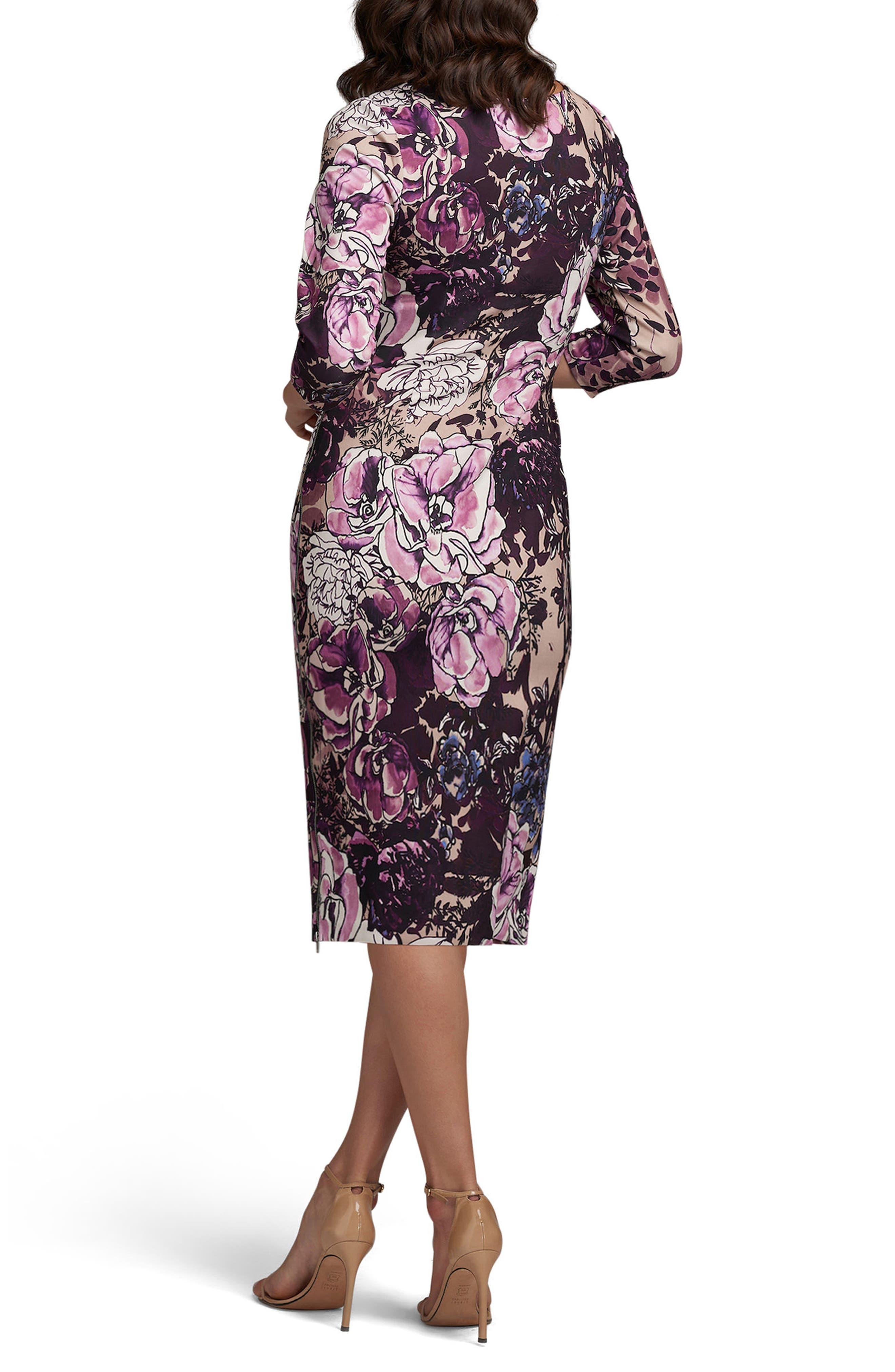 Alternate Image 2  - ECI Scuba Sheath Dress