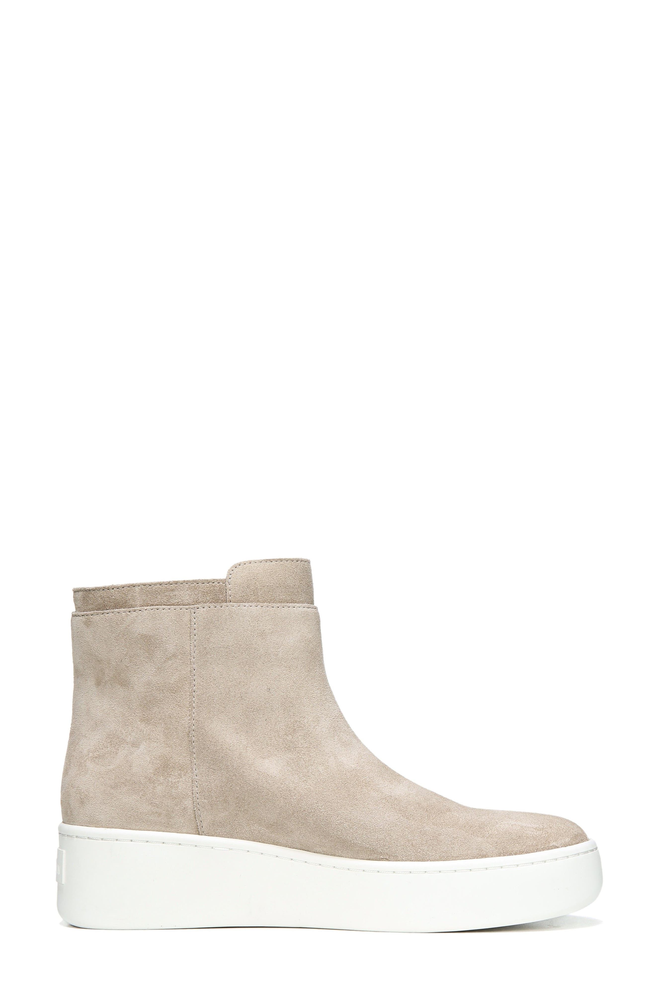 Alternate Image 3  - Via Spiga Easton High Top Sneaker (Women)