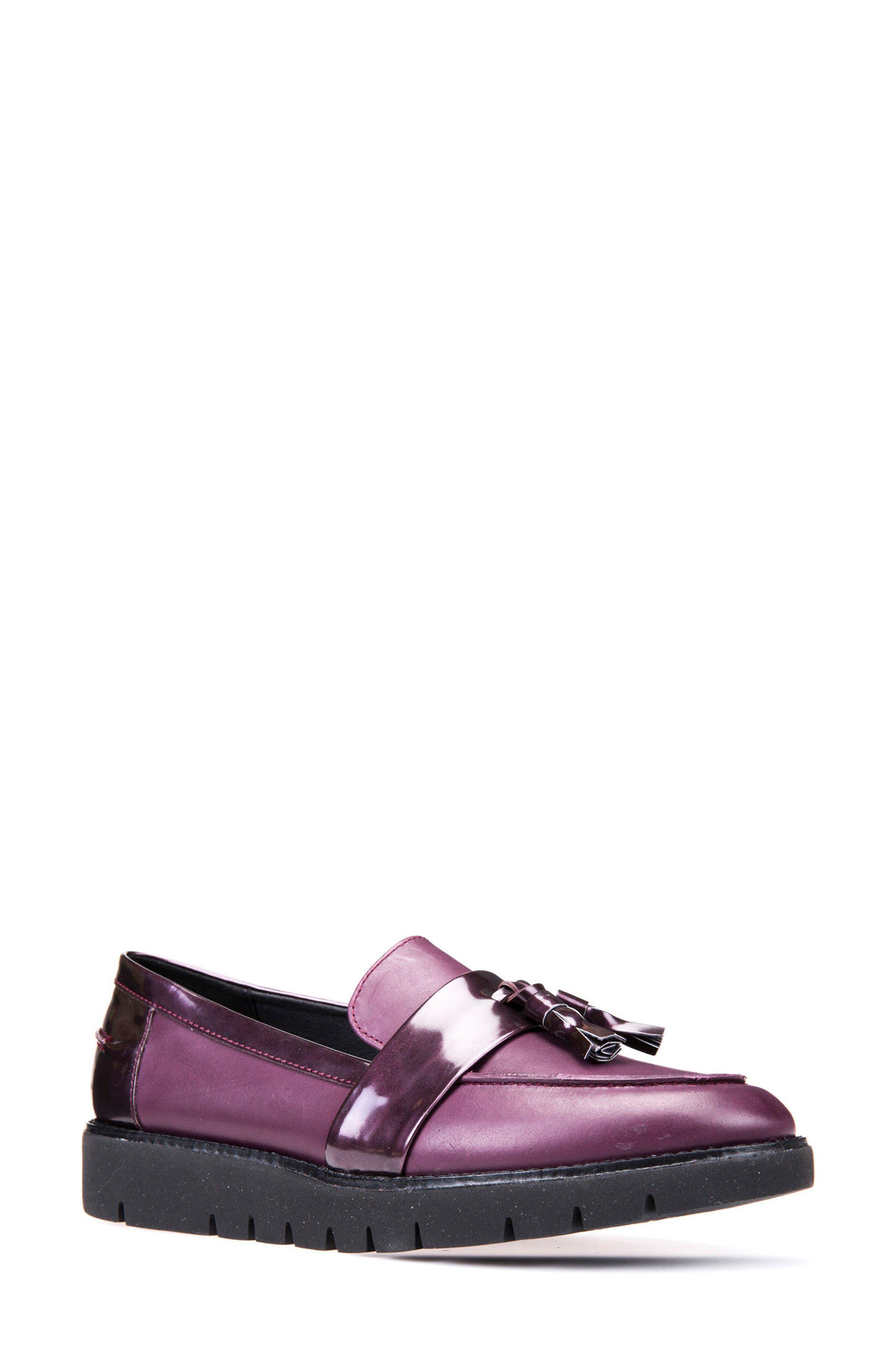 Geox Blenda Tassel Loafer (Women)