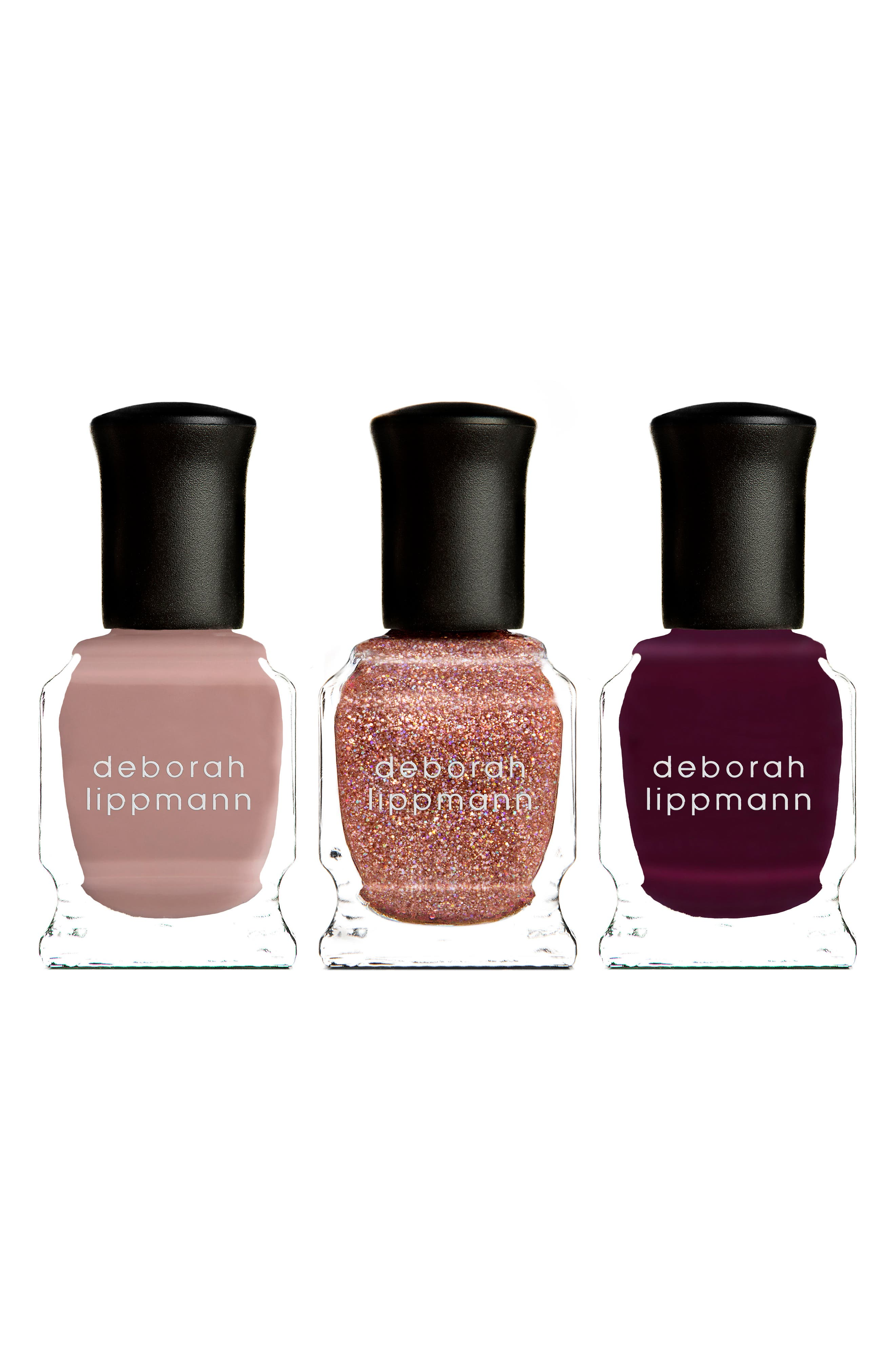 Alternate Image 2  - Deborah Lippmann Color on Glass Nail Color Set ($36 Value)