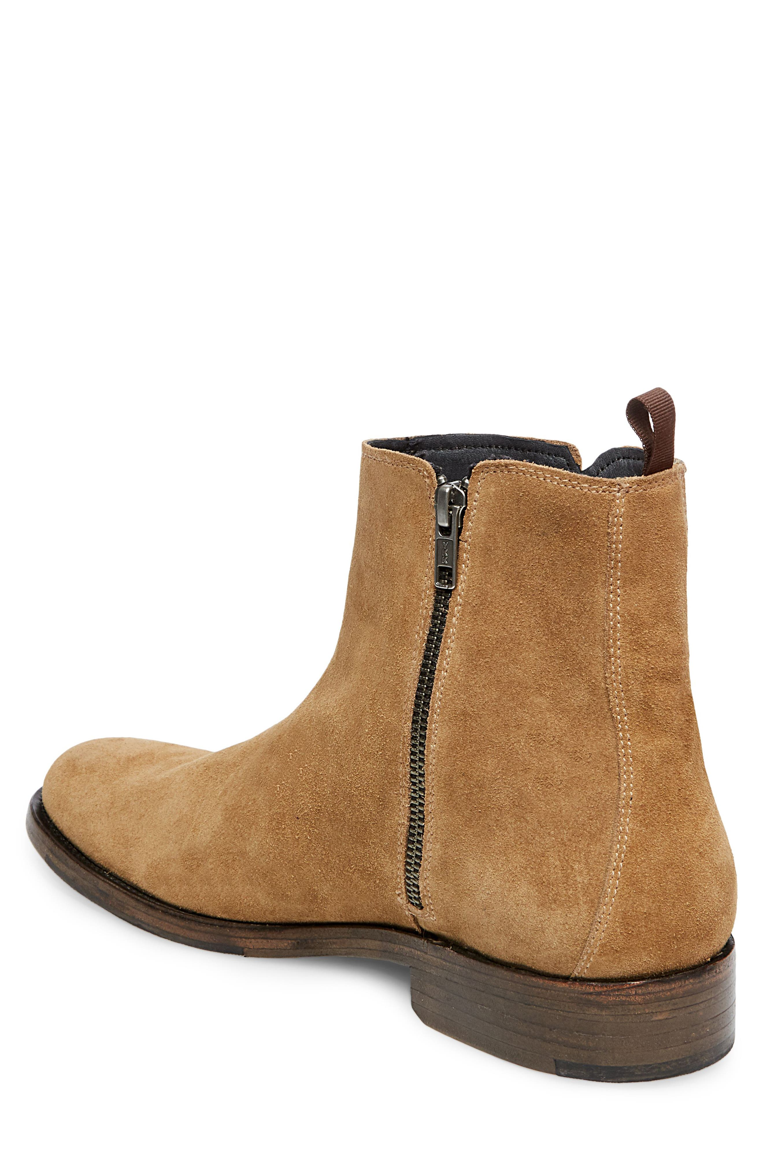 Alternate Image 2  - Steve Madden x GQ Fred Zip Boot (Men)