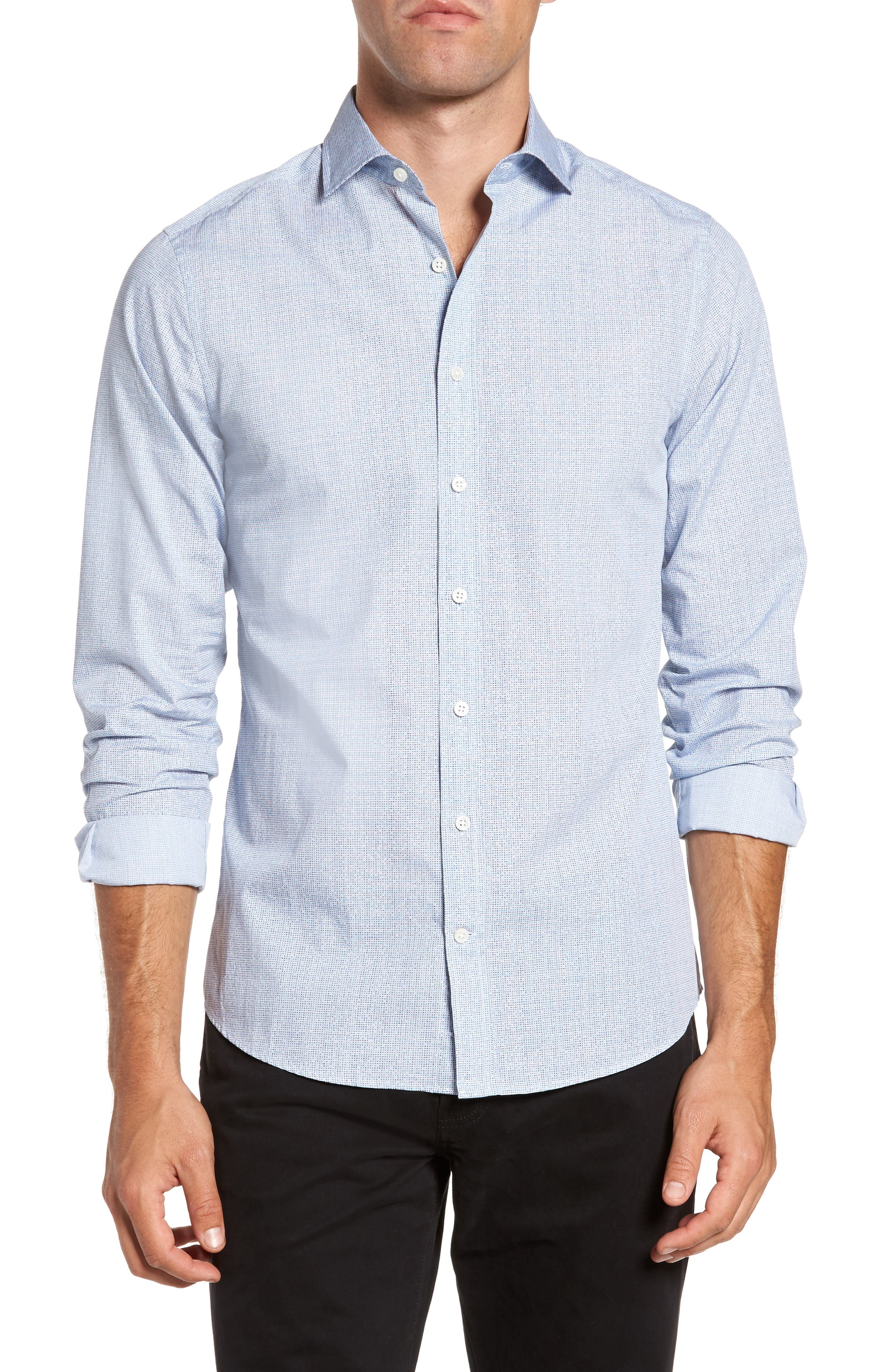 Gant Dot Fitted Sport Shirt