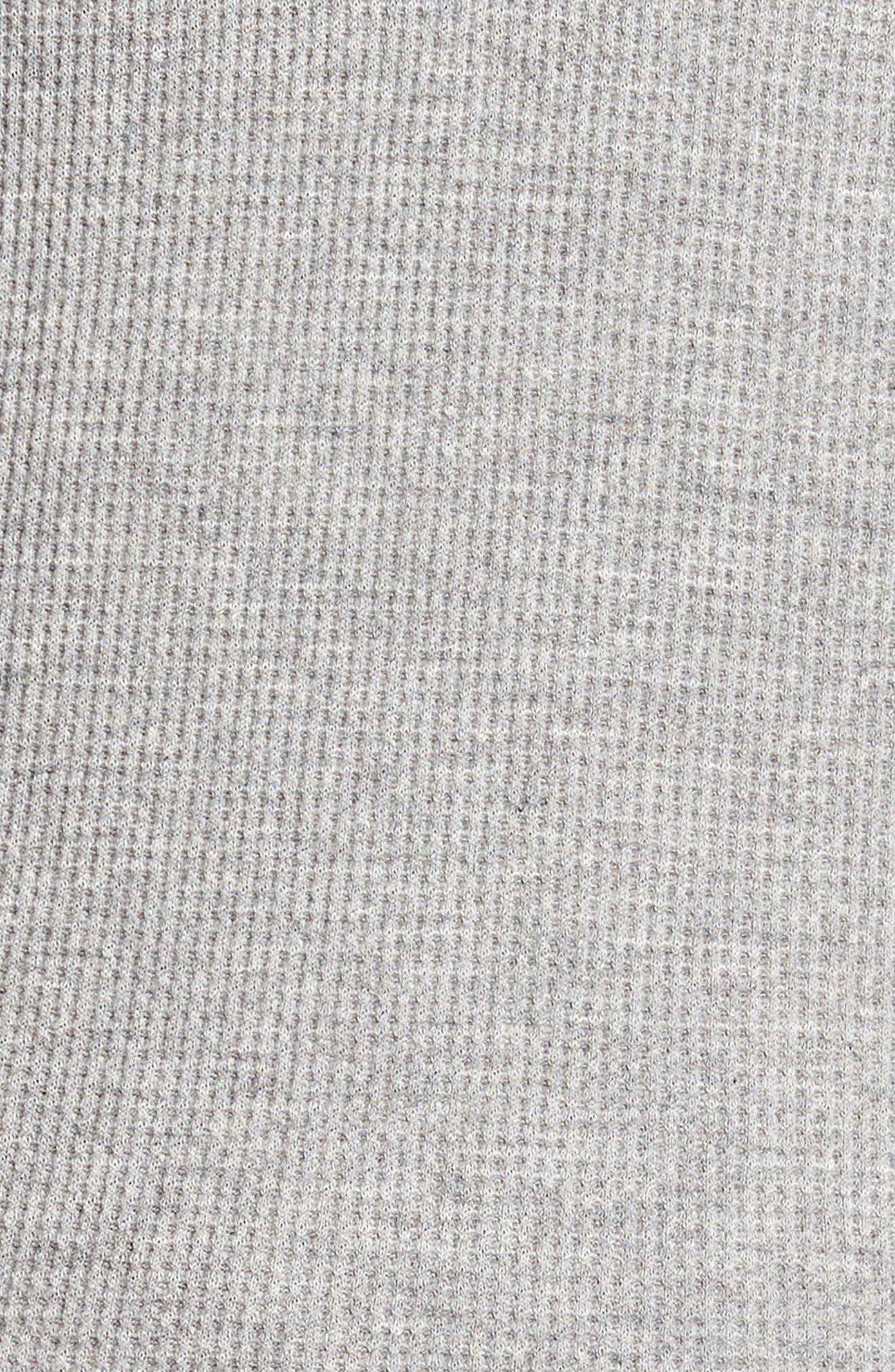 Alternate Image 5  - Majestic International Nifty Gift Henley Shirt & Lounge Pants
