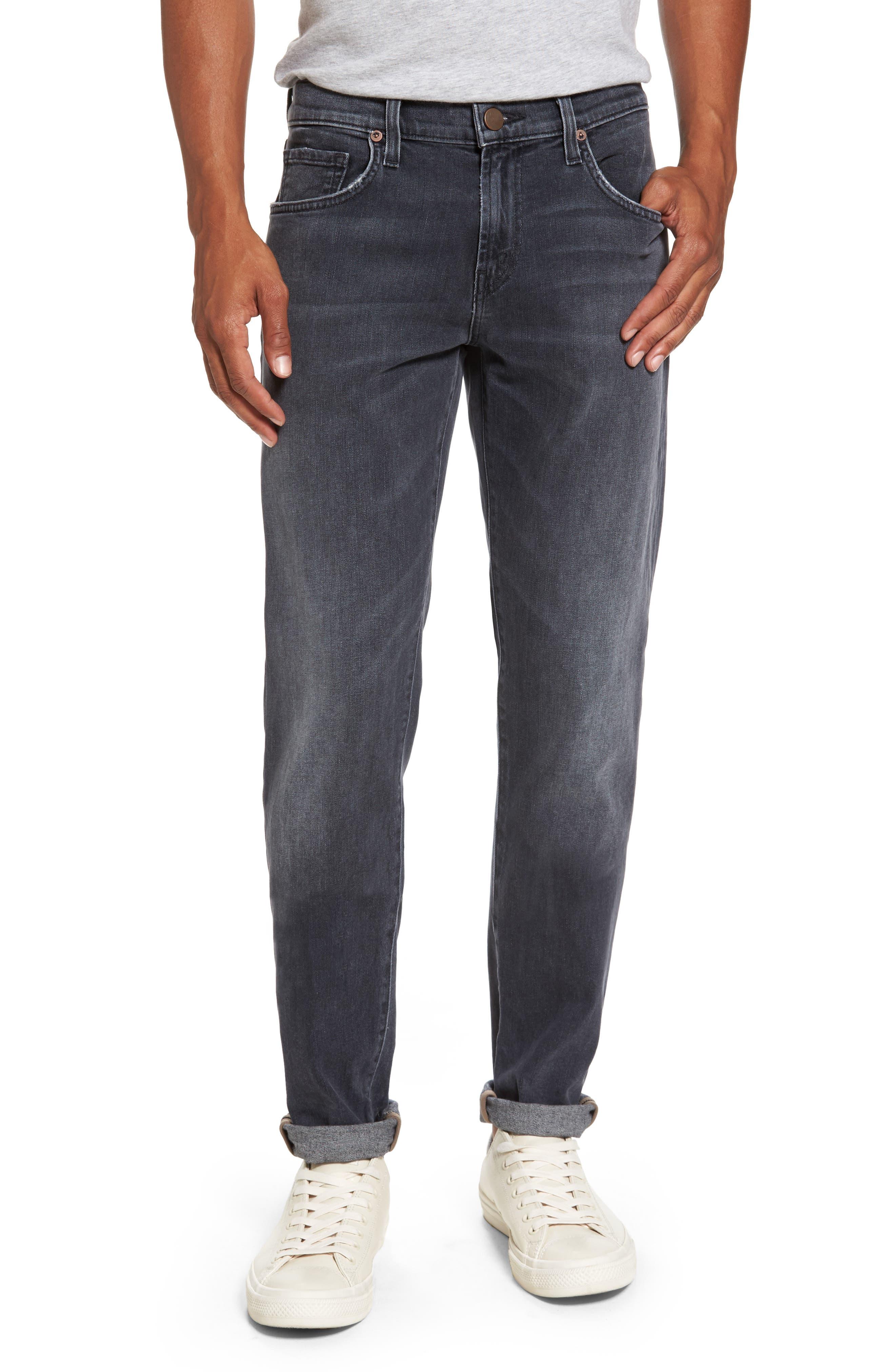 Main Image - J Brand Tyler Slim Jeans (Sagitarii)