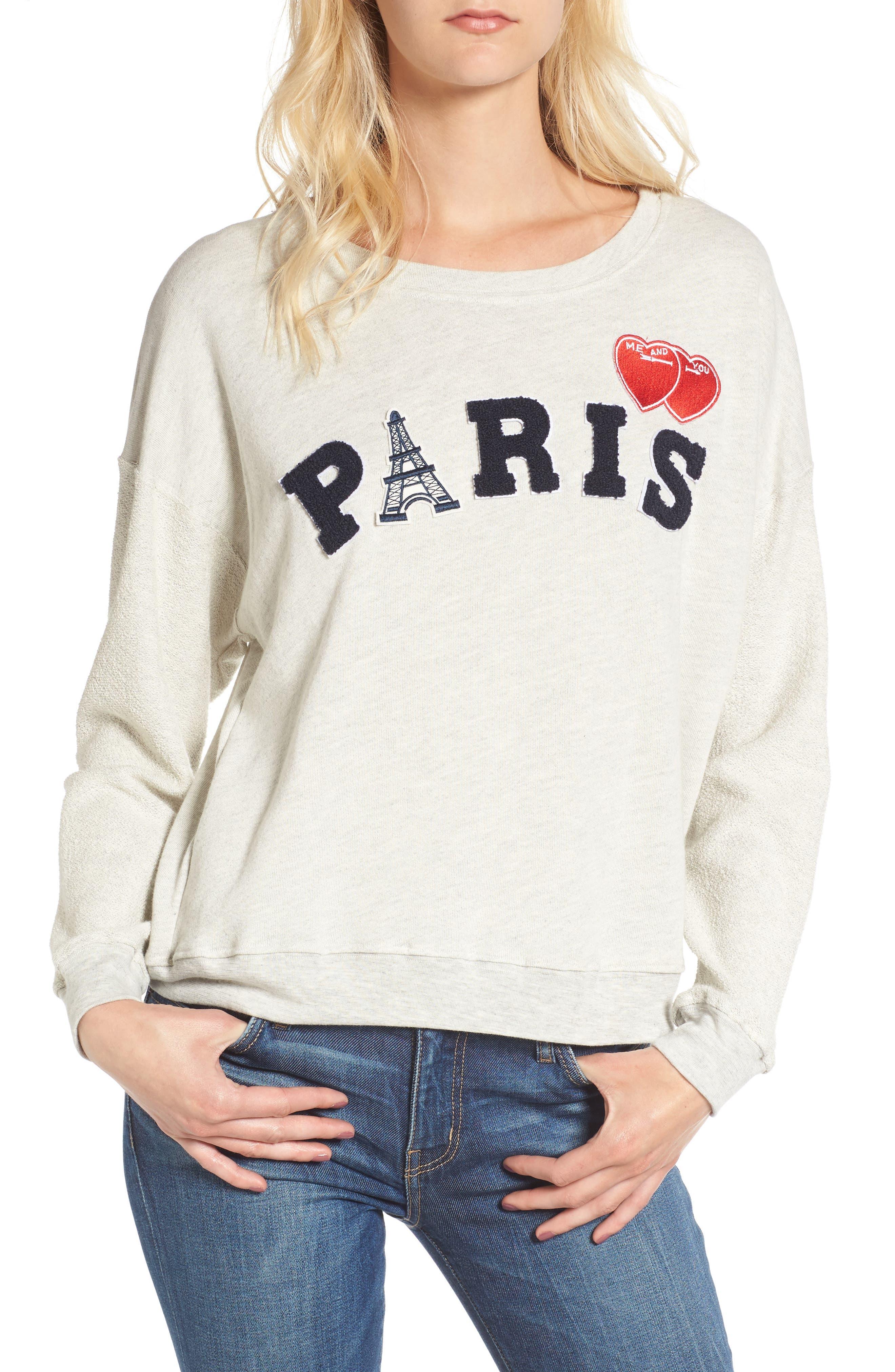Rails Kelli Paris Sweatshirt