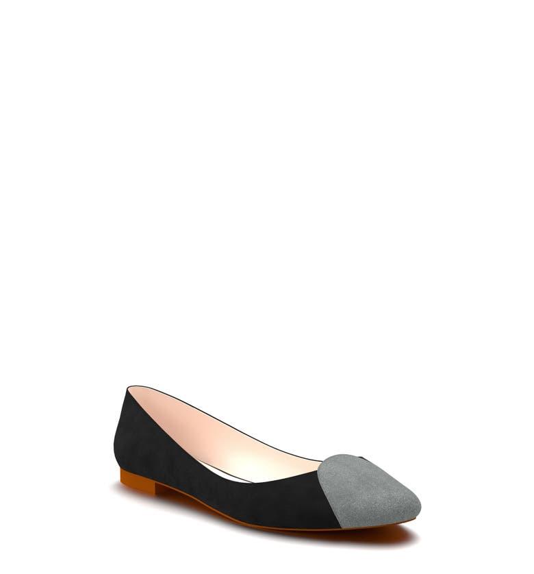 Bridal Shoes At Nordstrom: Shoes Of Prey Loafer Ballet Flat (Women) (Nordstrom
