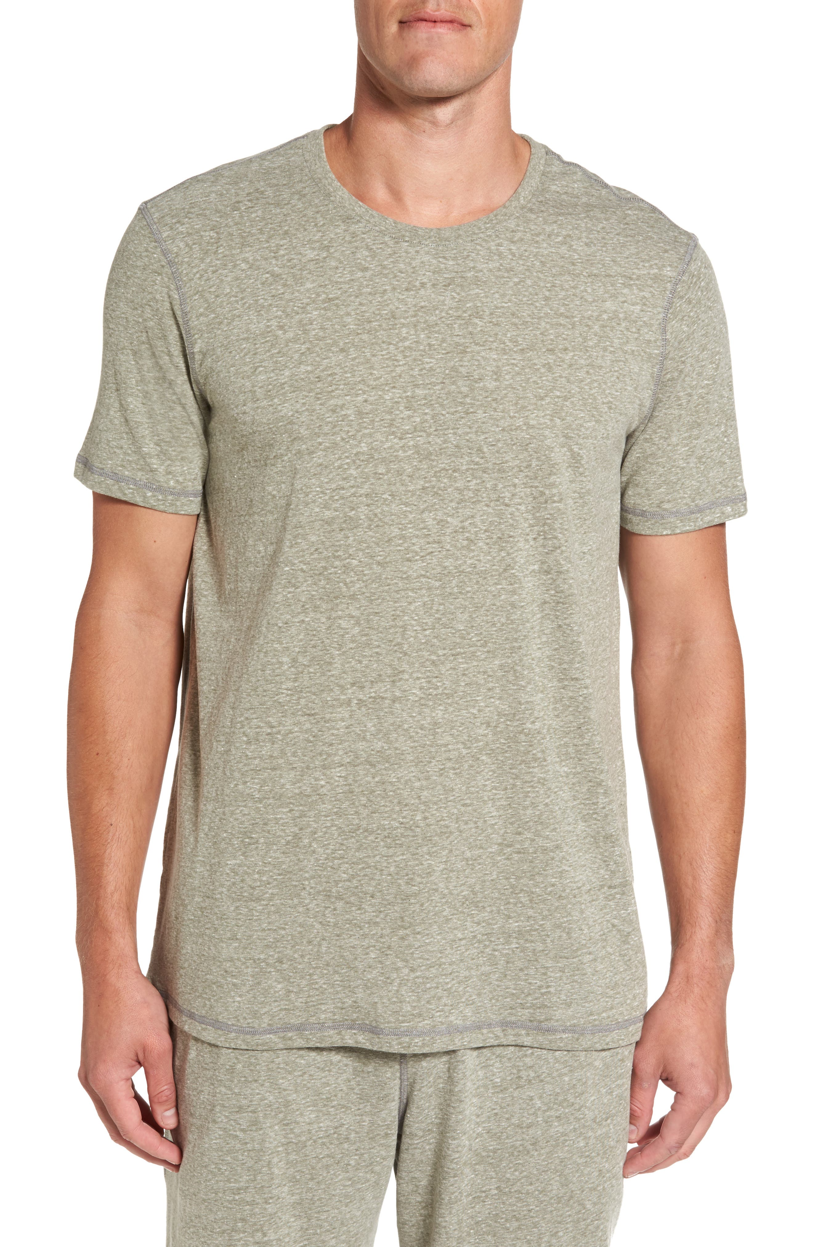 Daniel Buchler Cotton Blend T-Shirt