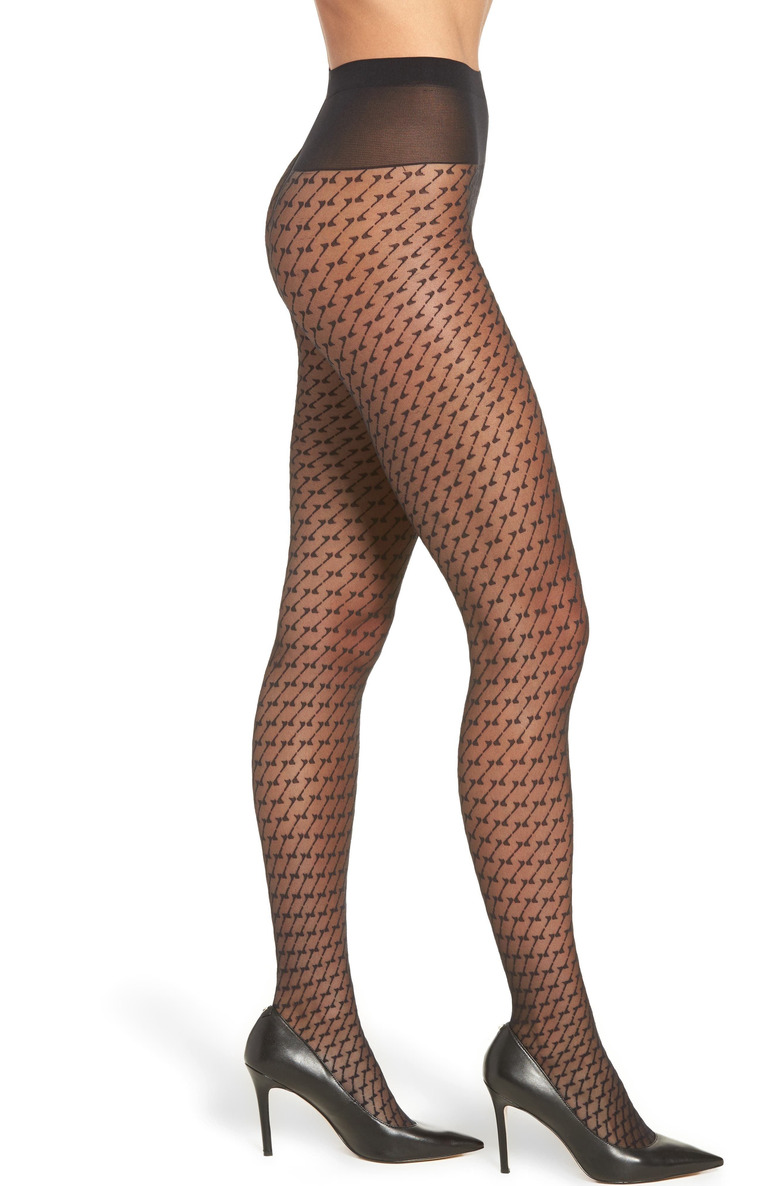Lucy Tights,                         Main,                         color, Black