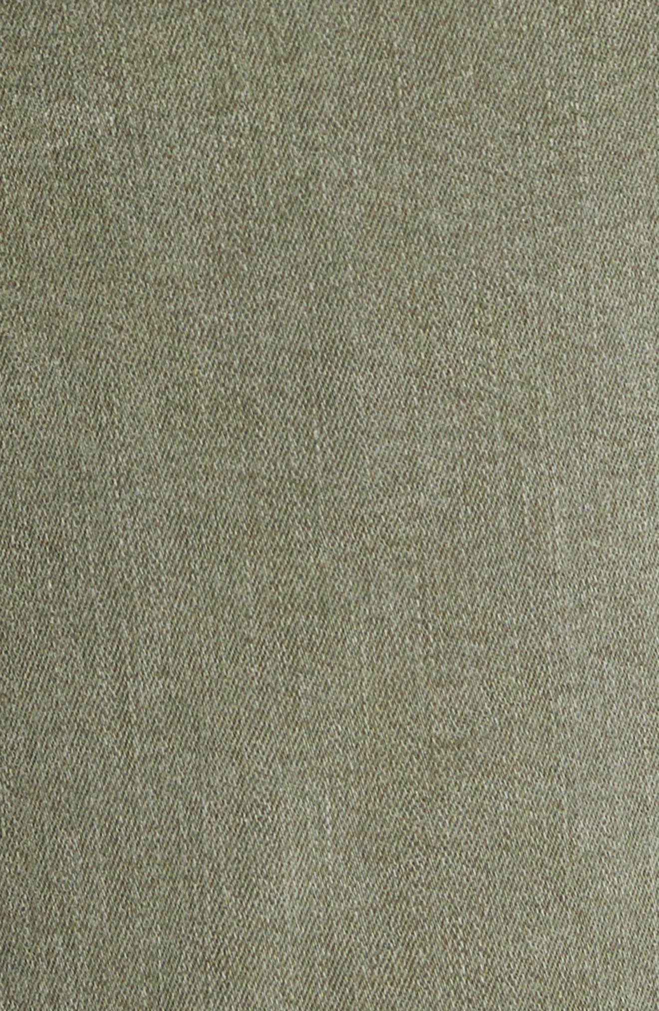 Alternate Image 6  - NYDJ Ami Frayed Hem Stretch Skinny Ankle Jeans (Regular & Petite)