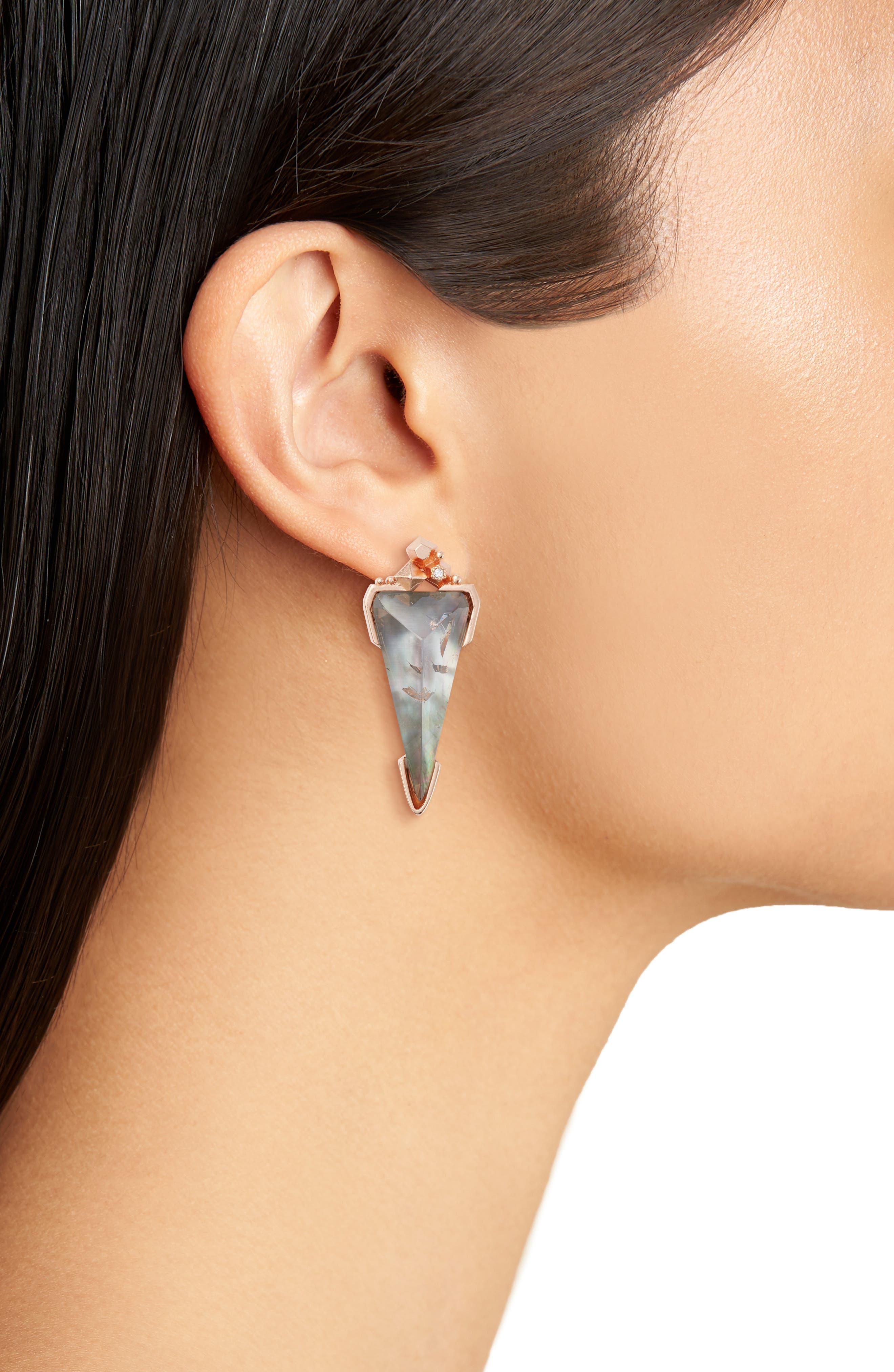 Alternate Image 2  - Kendra Scott Libby Drop Earrings