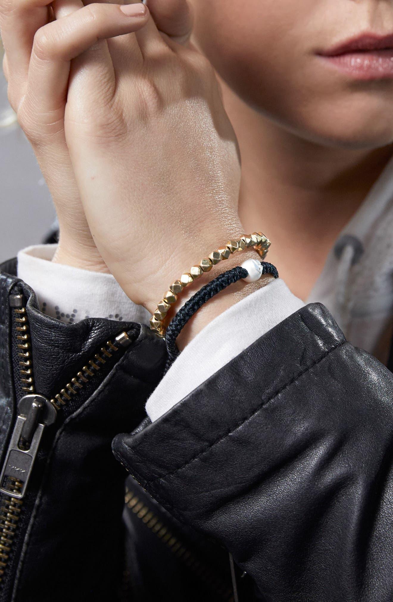 Single Wrap Bracelet,                             Alternate thumbnail 6, color,
