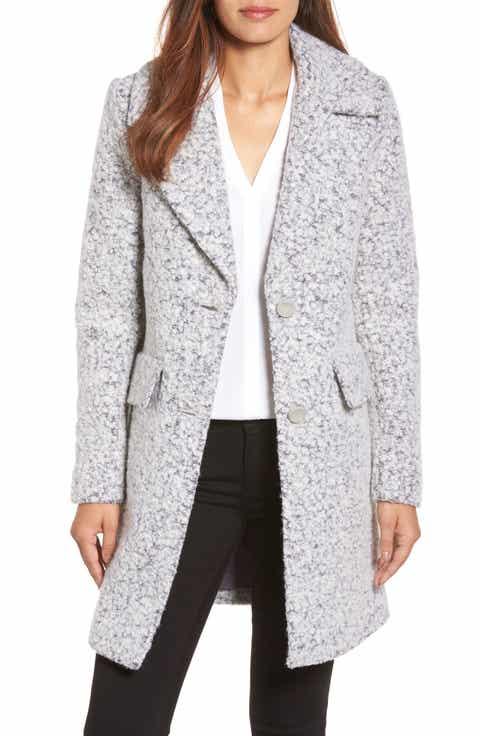 Women S Grey Wool Amp Wool Blend Coats Nordstrom