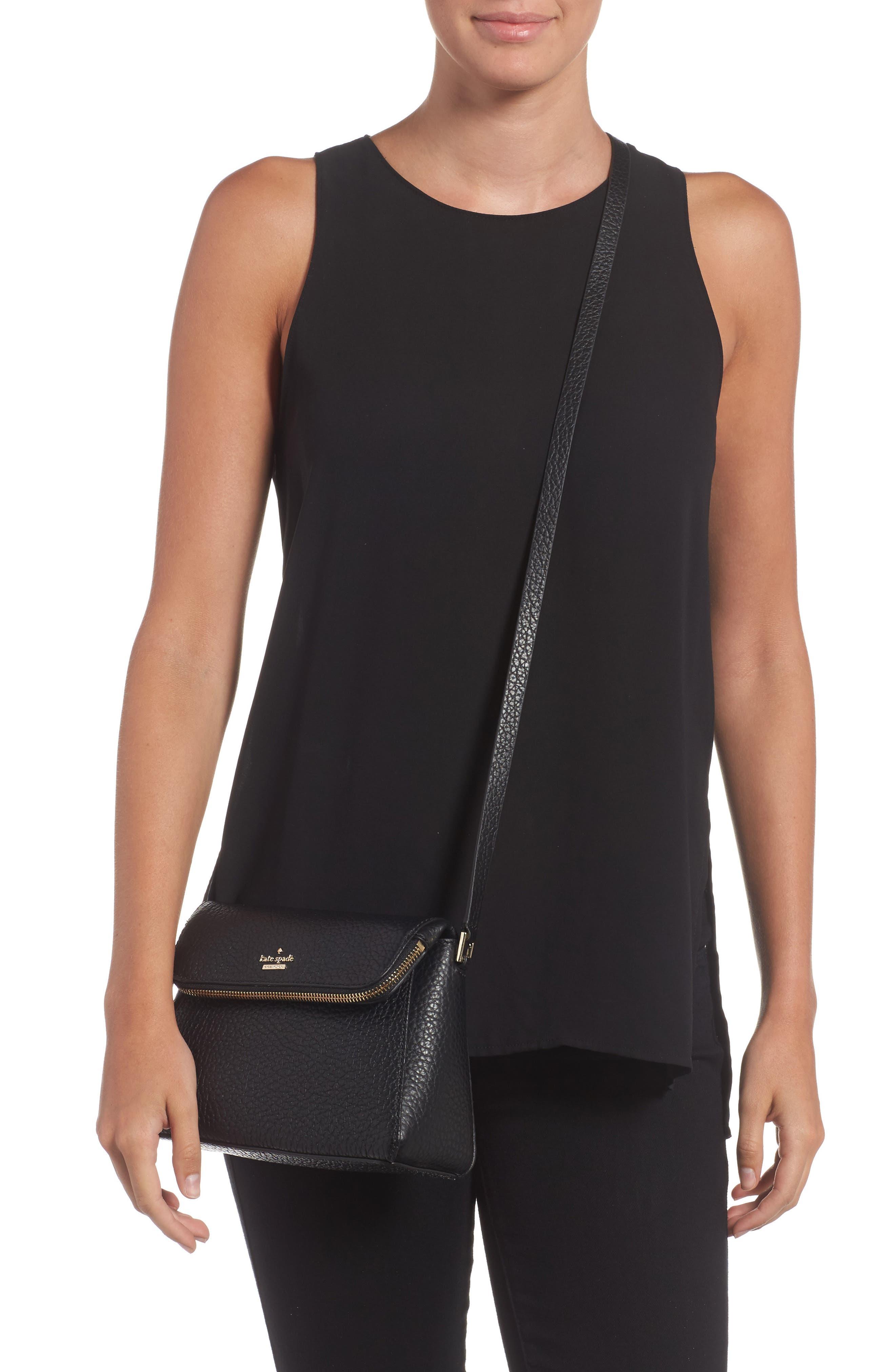 Alternate Image 2  - kate spade new york carter street - berrin leather crossbody bag