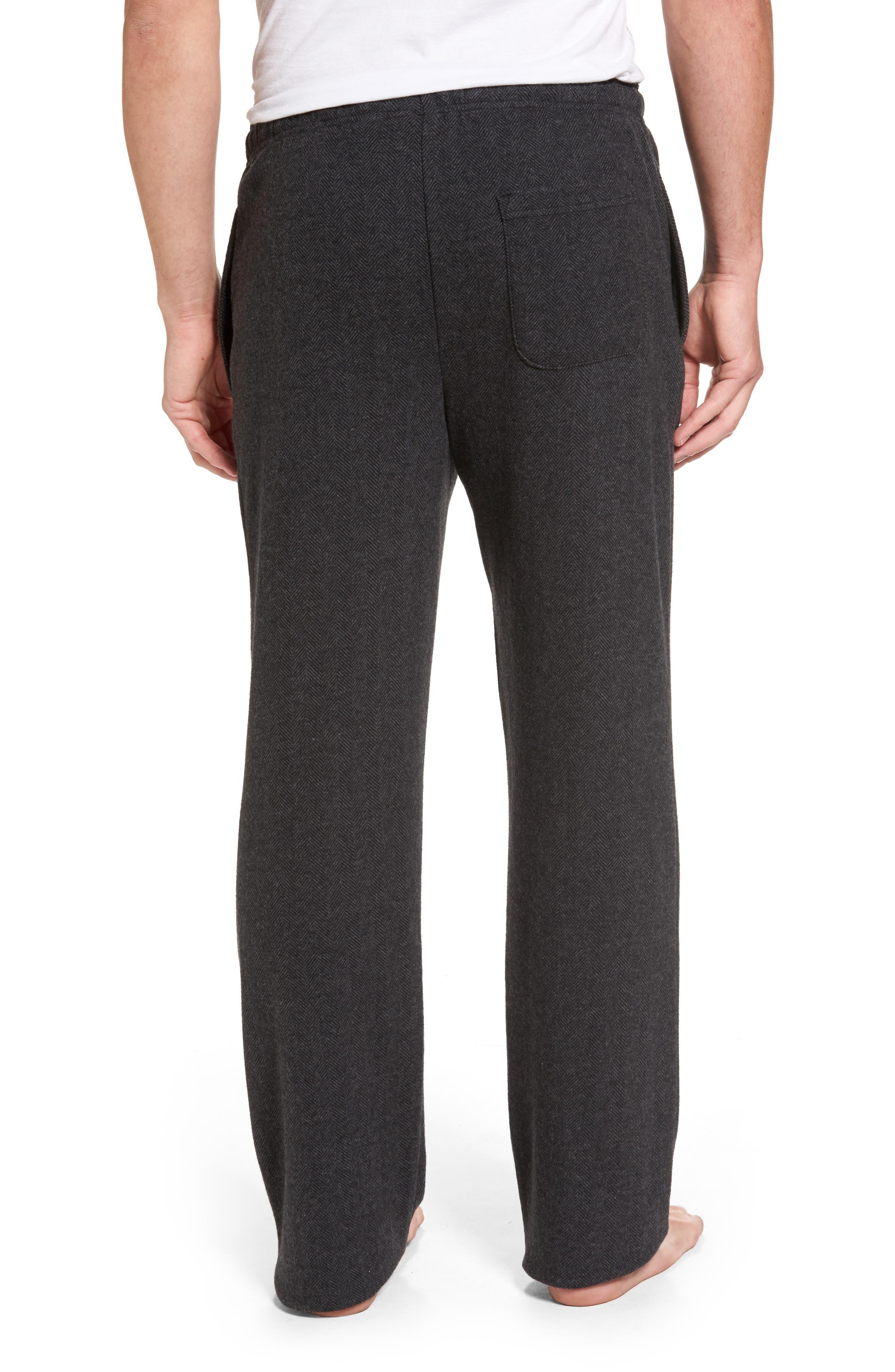 Grayson Lounge Pants,                             Alternate thumbnail 2, color,                             Charcoal