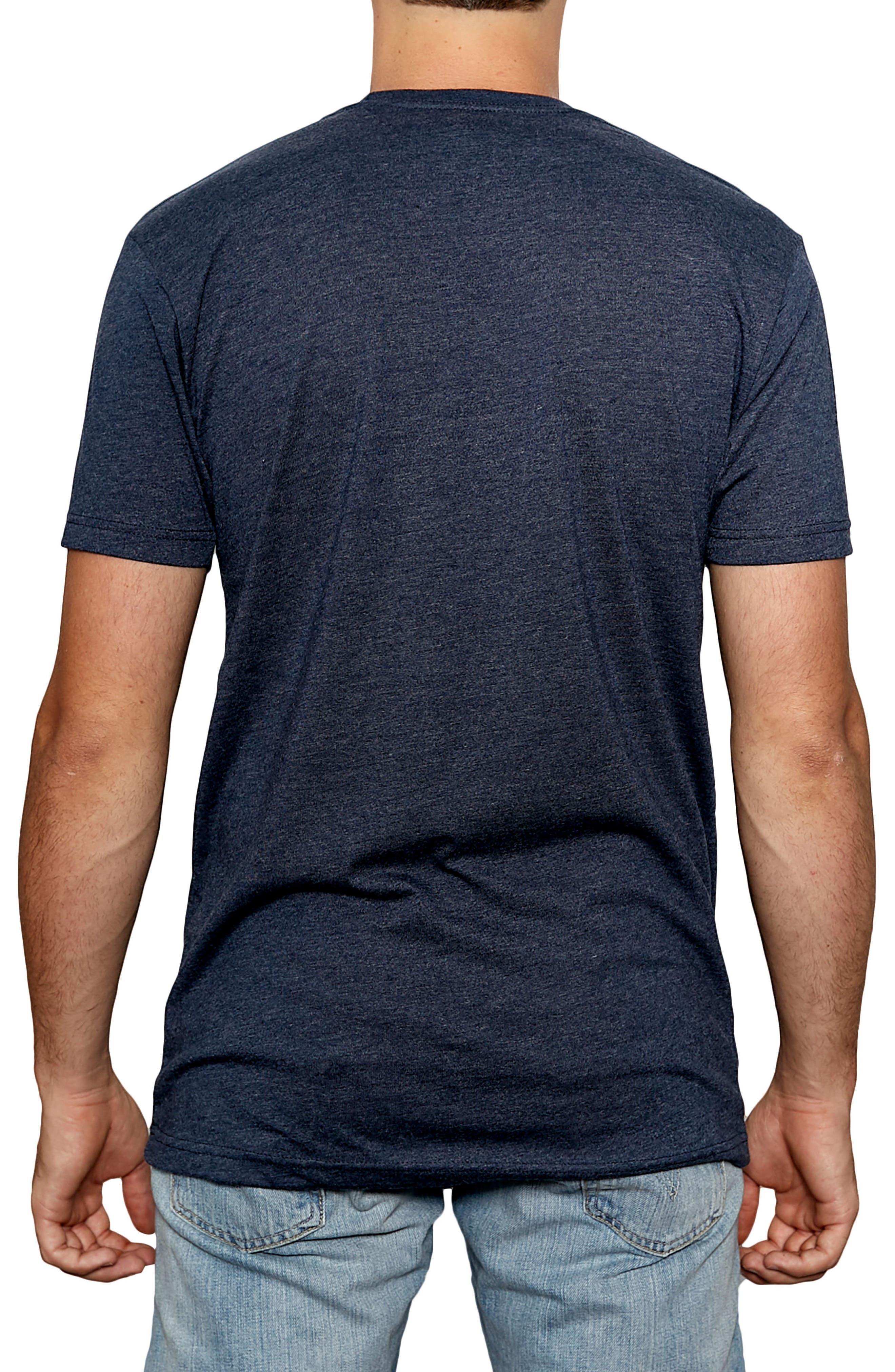 Adios Amigos Graphic T-Shirt,                             Alternate thumbnail 2, color,                             Navy