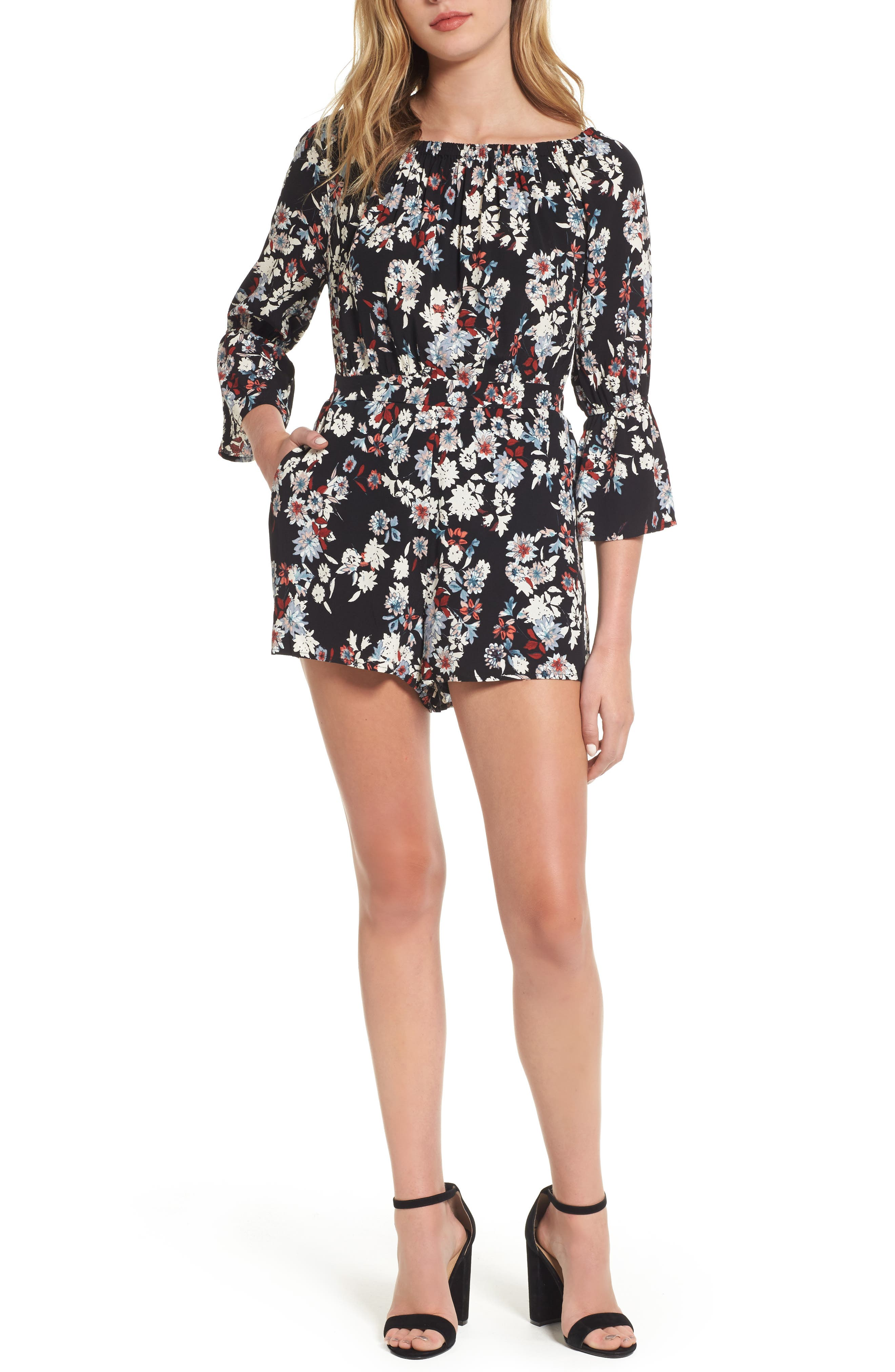 cupcakes and cashmere Gia Romper