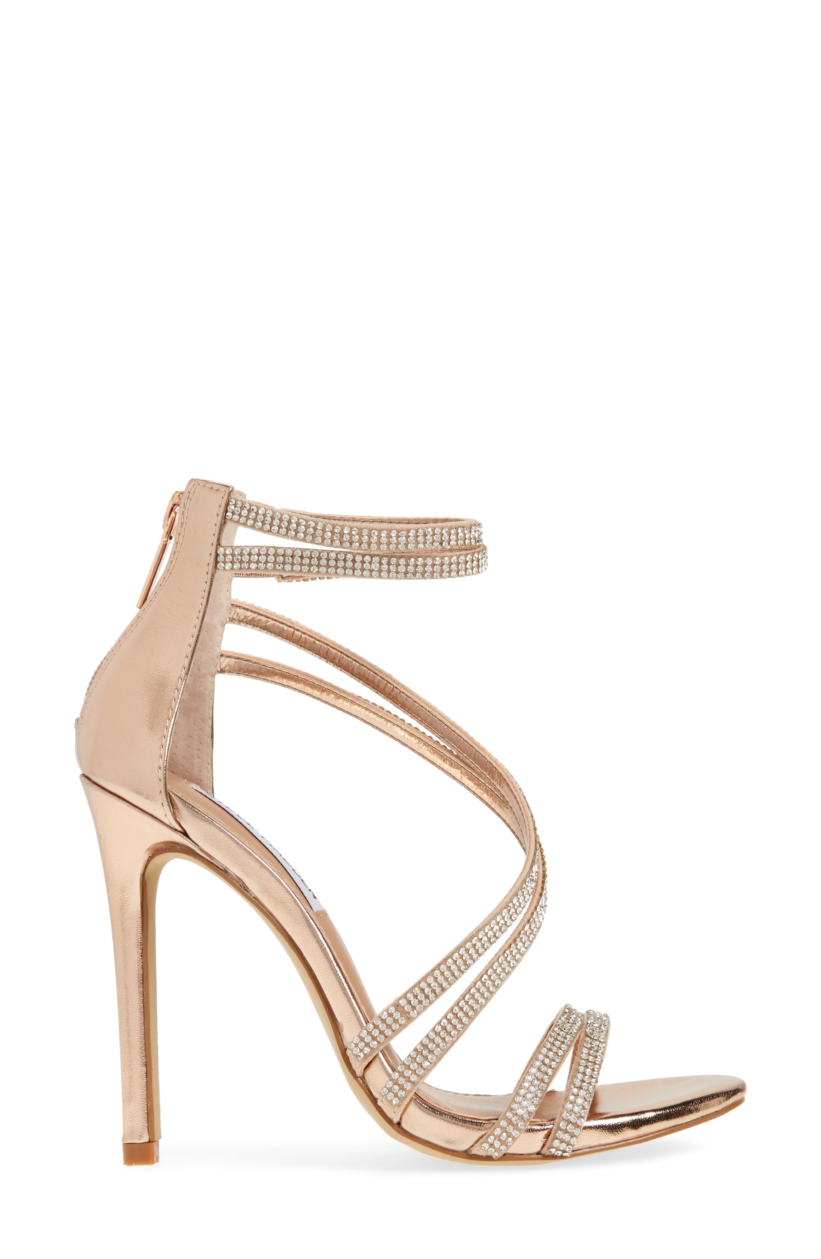 Alternate Image 3  - Steve Madden Sweetest Embellished Sandal (Women)