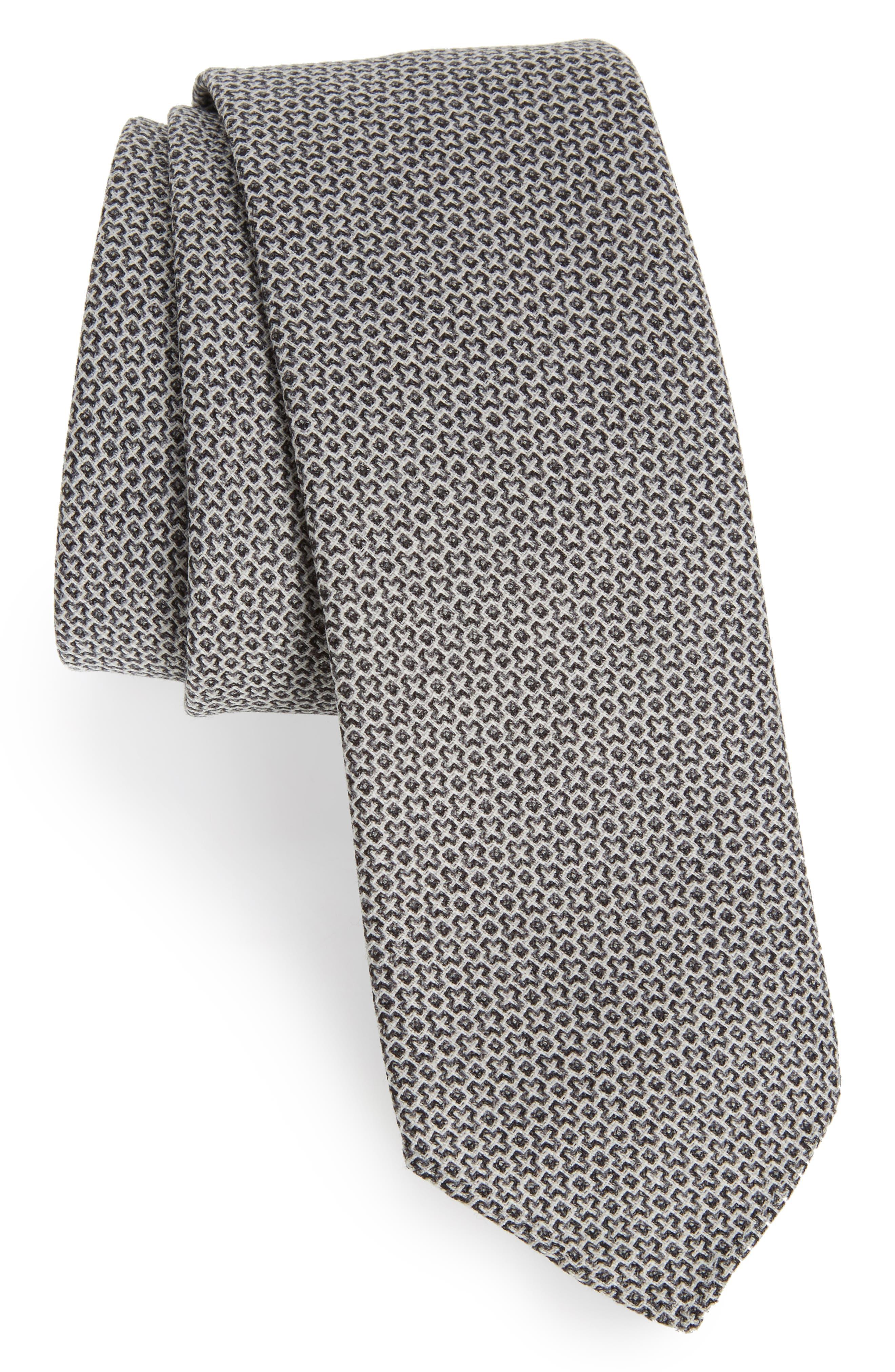BOSS Jacquard Tie